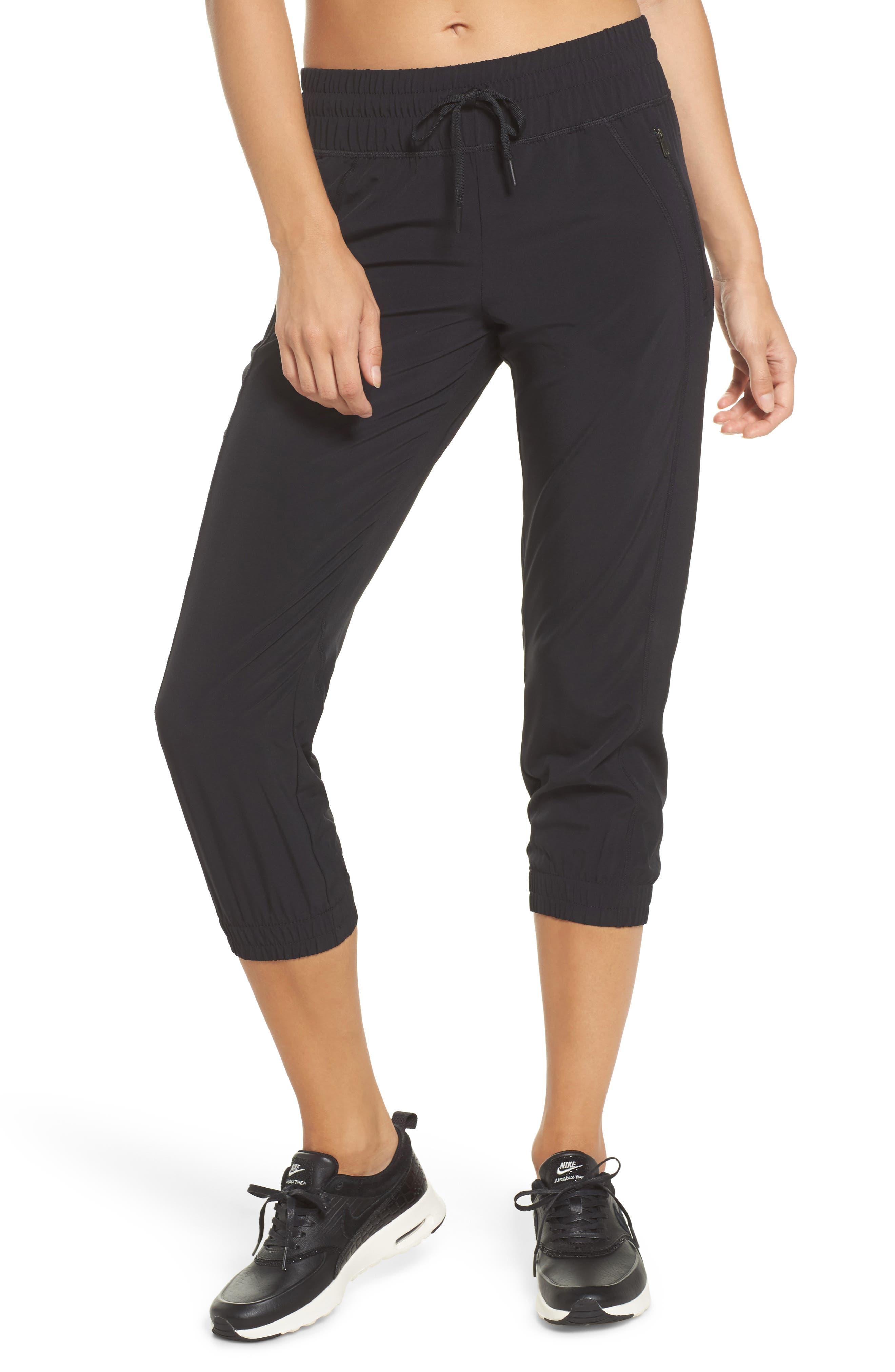 Main Image - Zella Out & About 2 Crop Pants