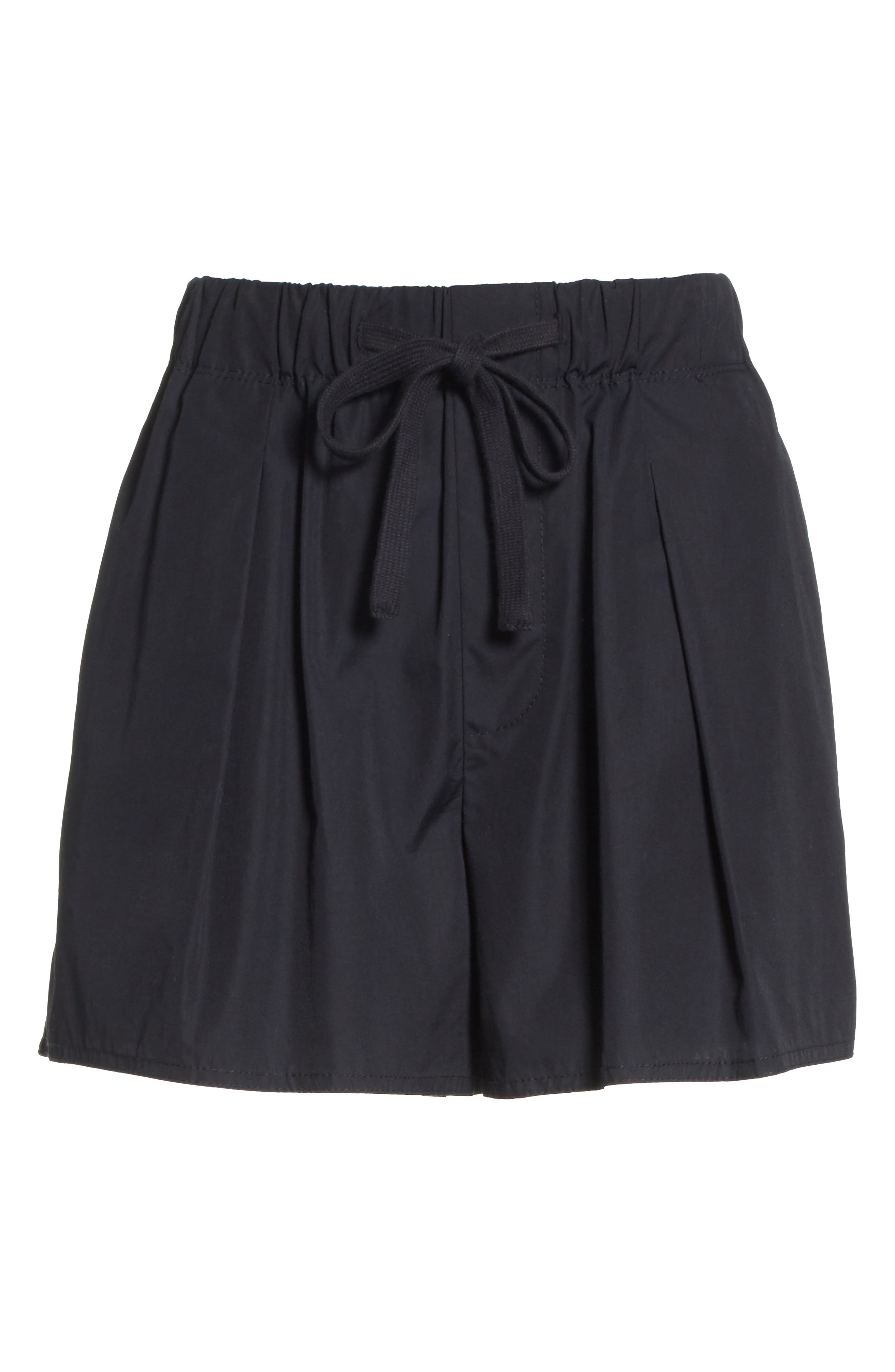 Alternate Image 6  - Vince Drawstring Cotton Shorts