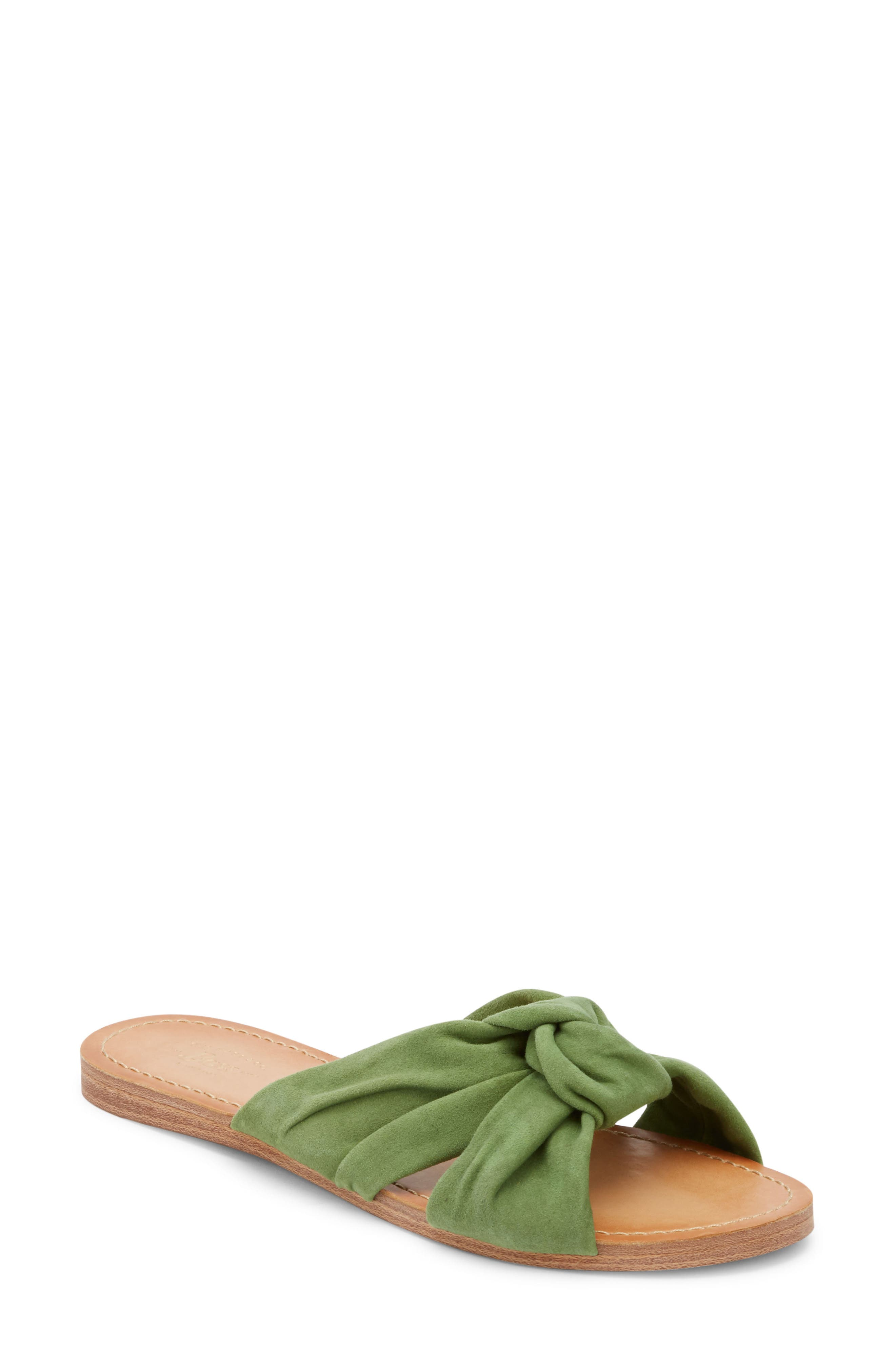 G.H. Bass & Co. Sophie Knotted Bow Sandal (Women)