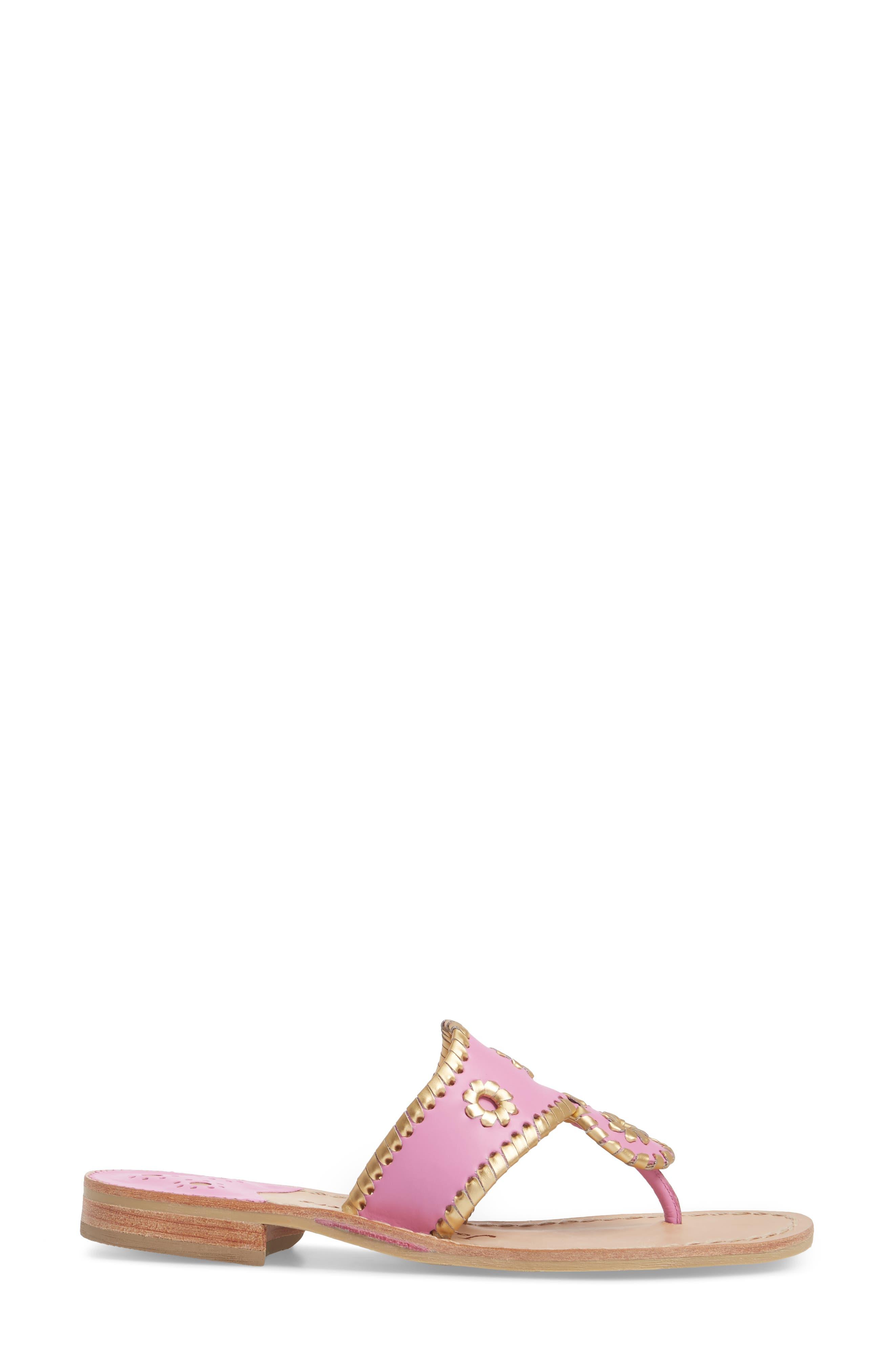 Alternate Image 3  - Jack Rogers Hollis Flat Sandal (Women)