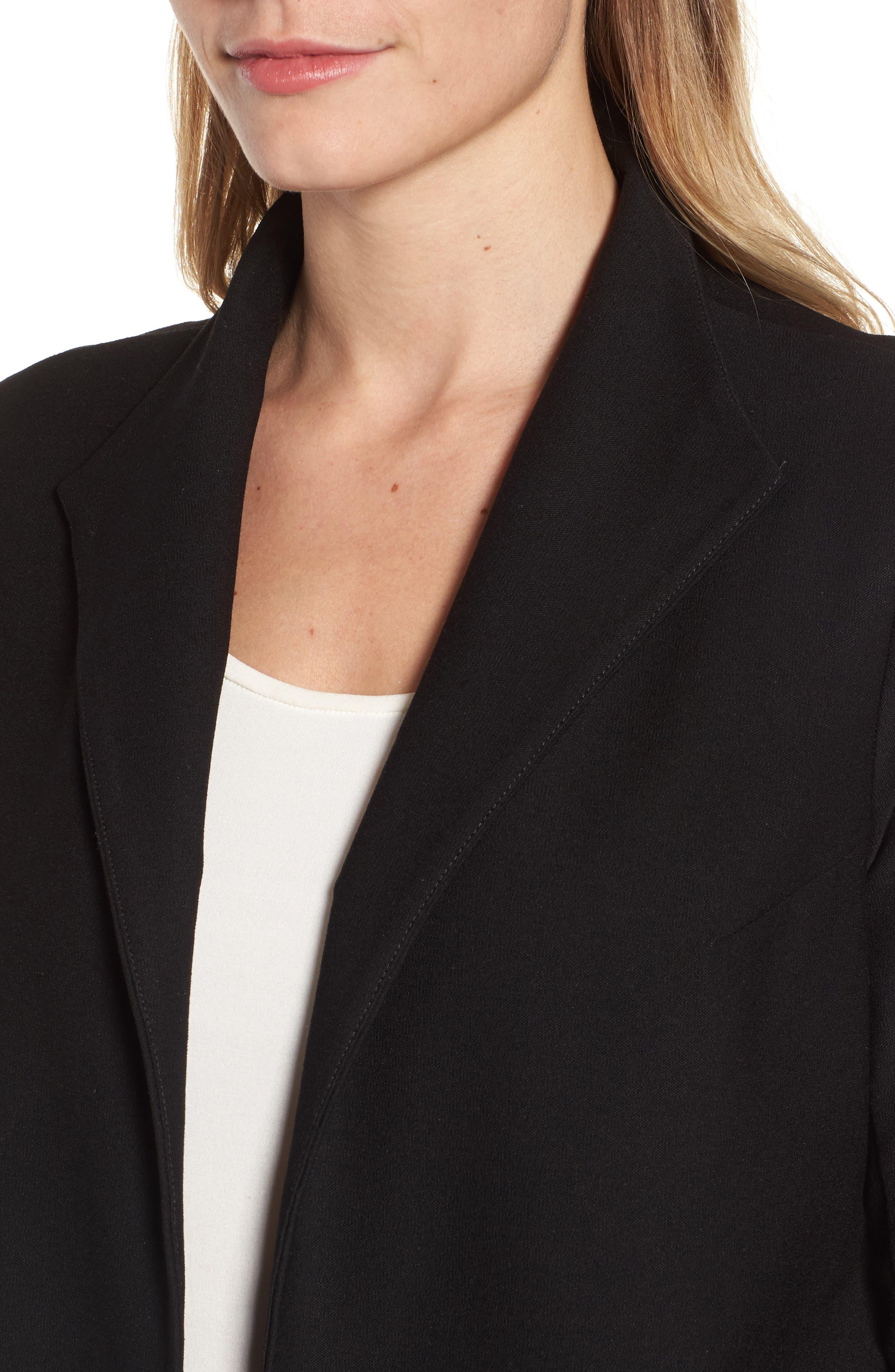 Alternate Image 4  - Eileen Fisher Long Knit Jacket