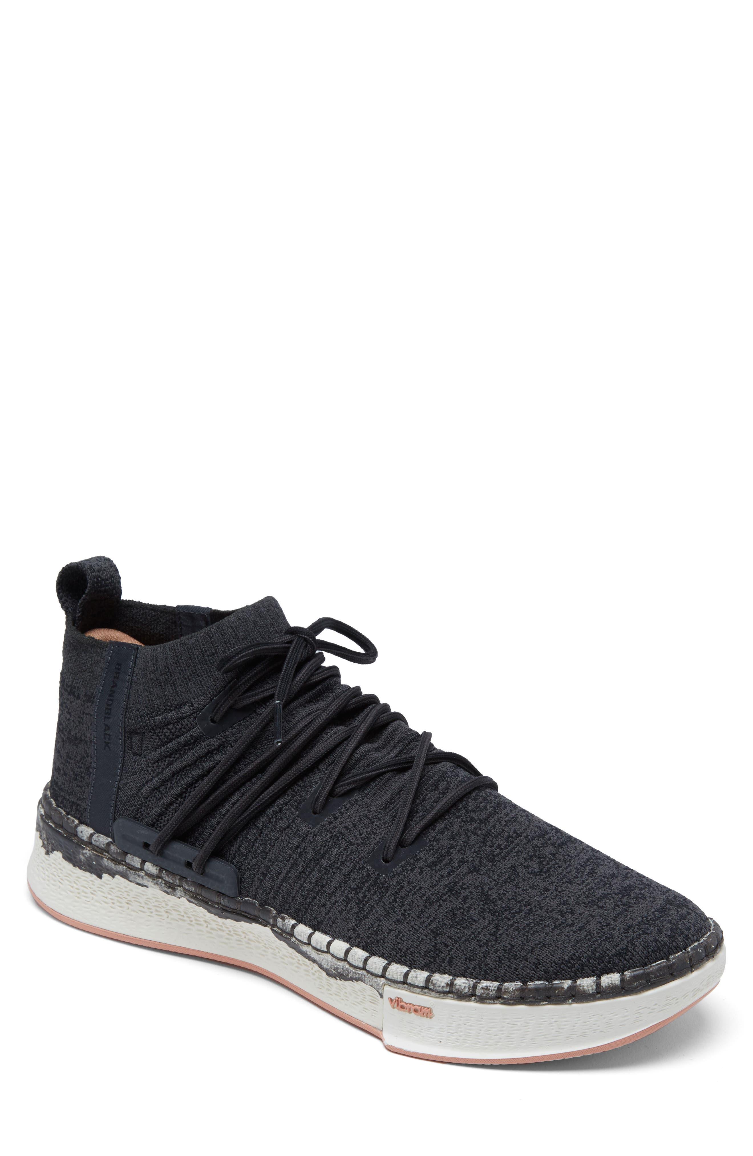 Delta Shibori Sneaker,                         Main,                         color, Black