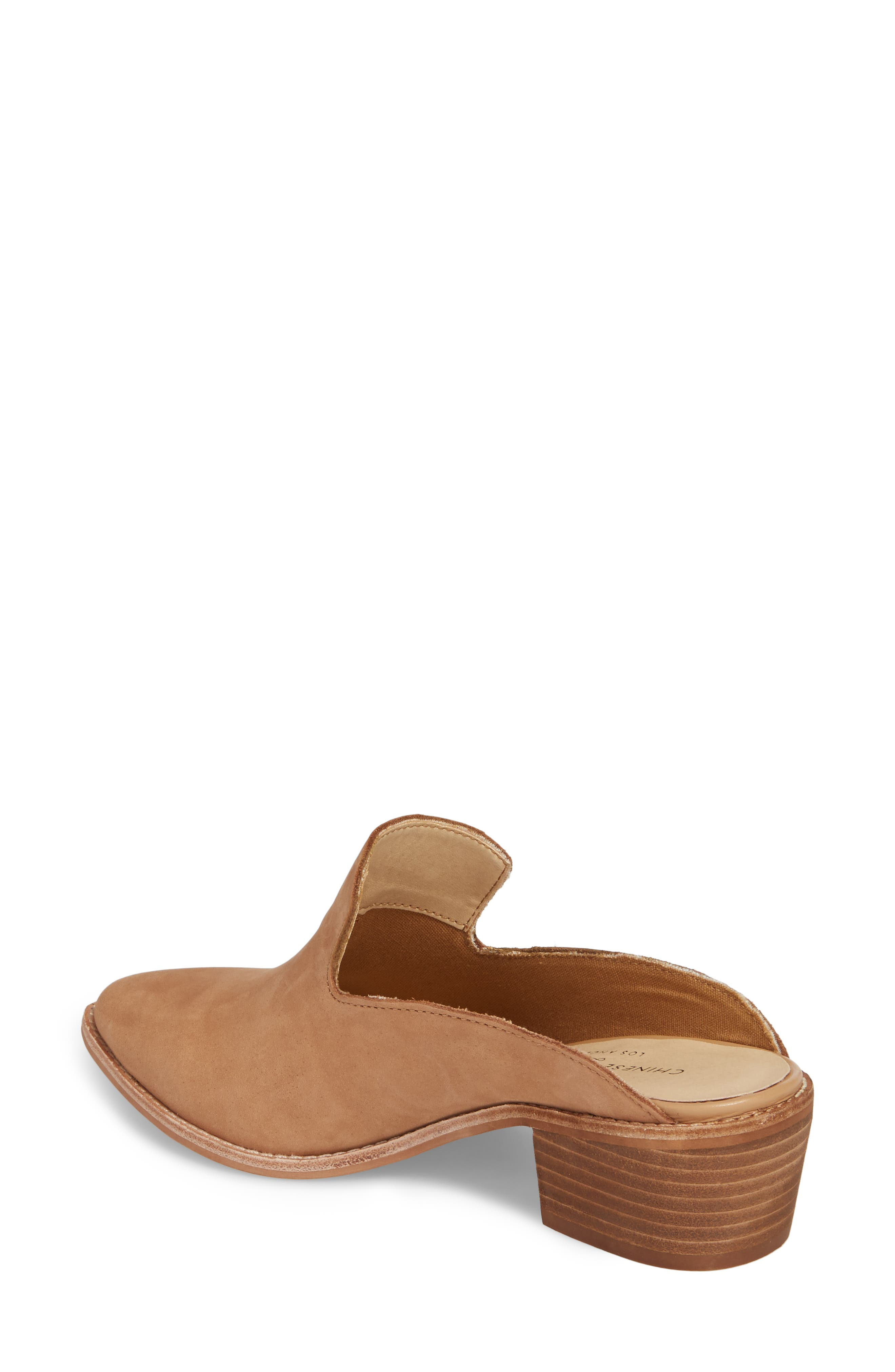 Marnie Loafer Mule,                             Alternate thumbnail 2, color,                             Natural