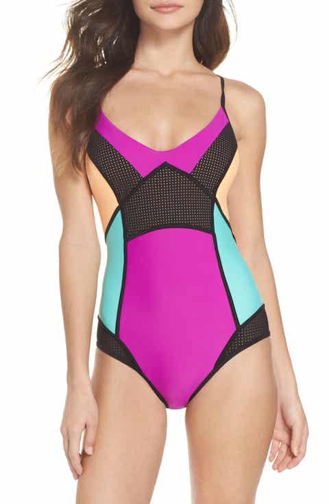 Body Glove Bounce Sia One-Piece Swimsuit