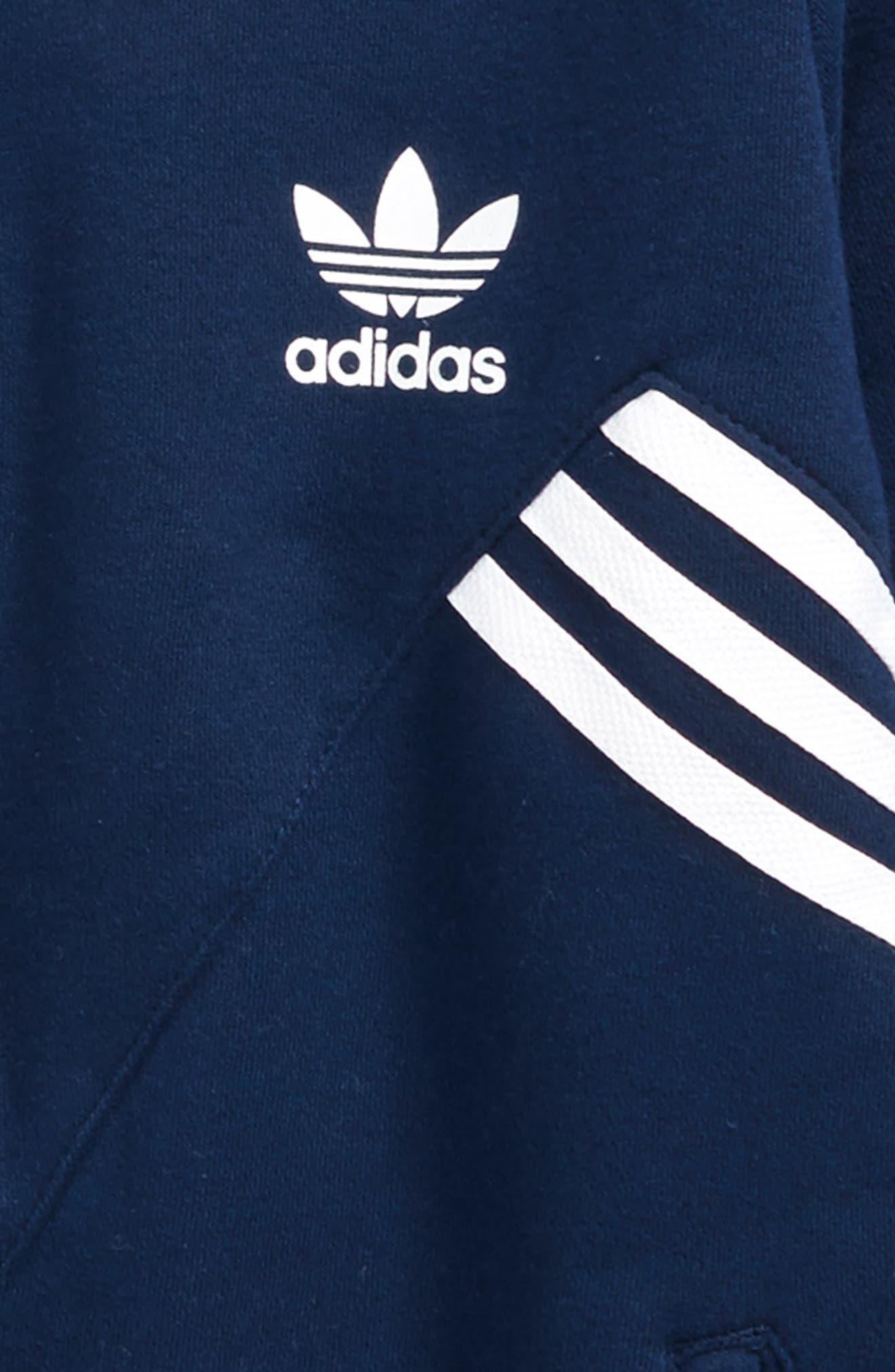 adidas SST Track Jacket,                             Alternate thumbnail 2, color,                             Collegiate Navy/ Medium Grey
