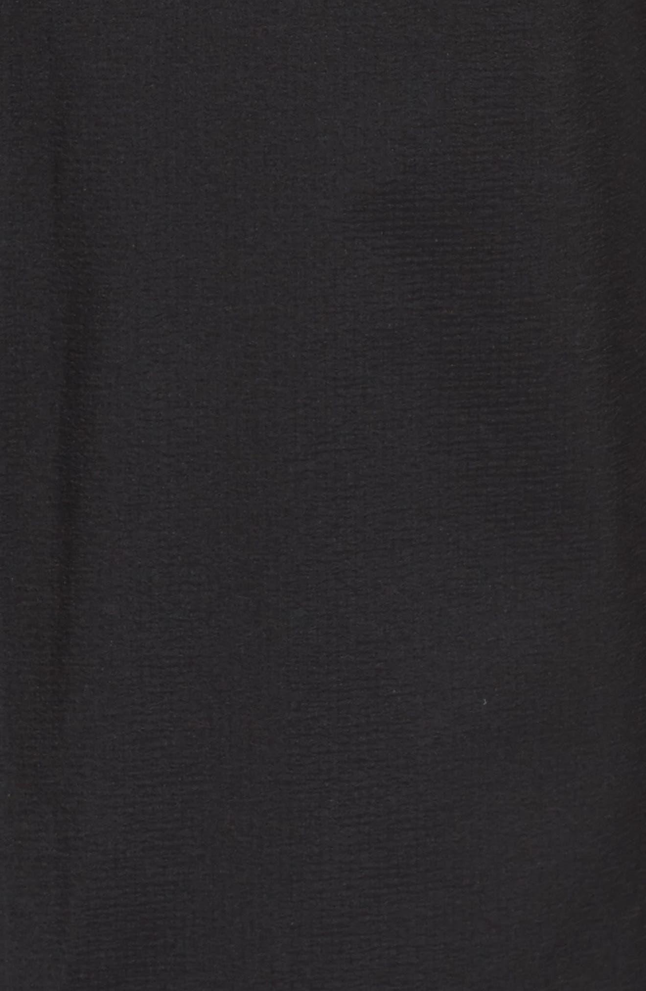 Storm Racer Jacket,                             Alternate thumbnail 5, color,                             Black