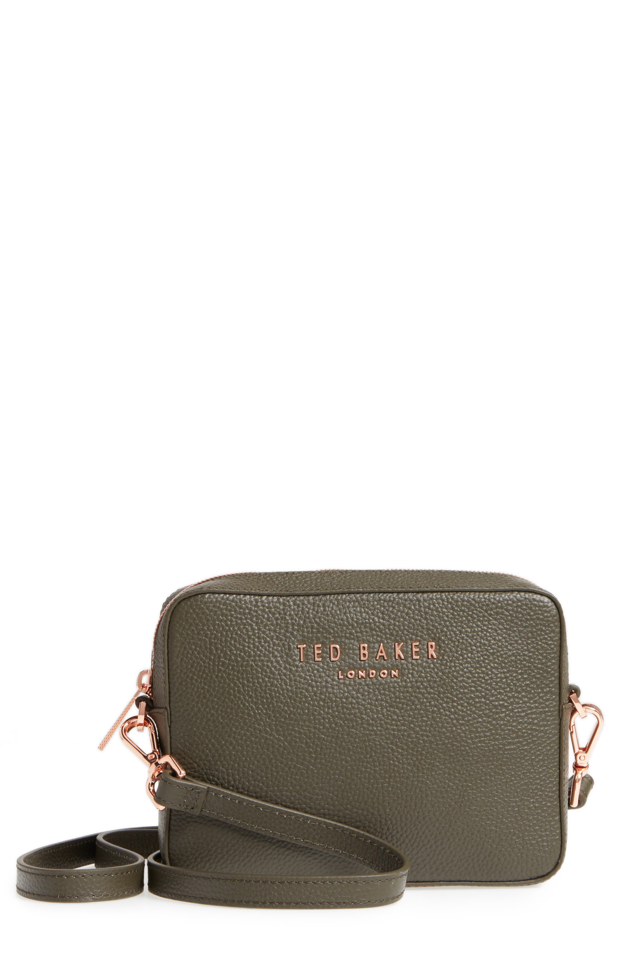 Ted Baker London Susi Leather Crossbody Bag