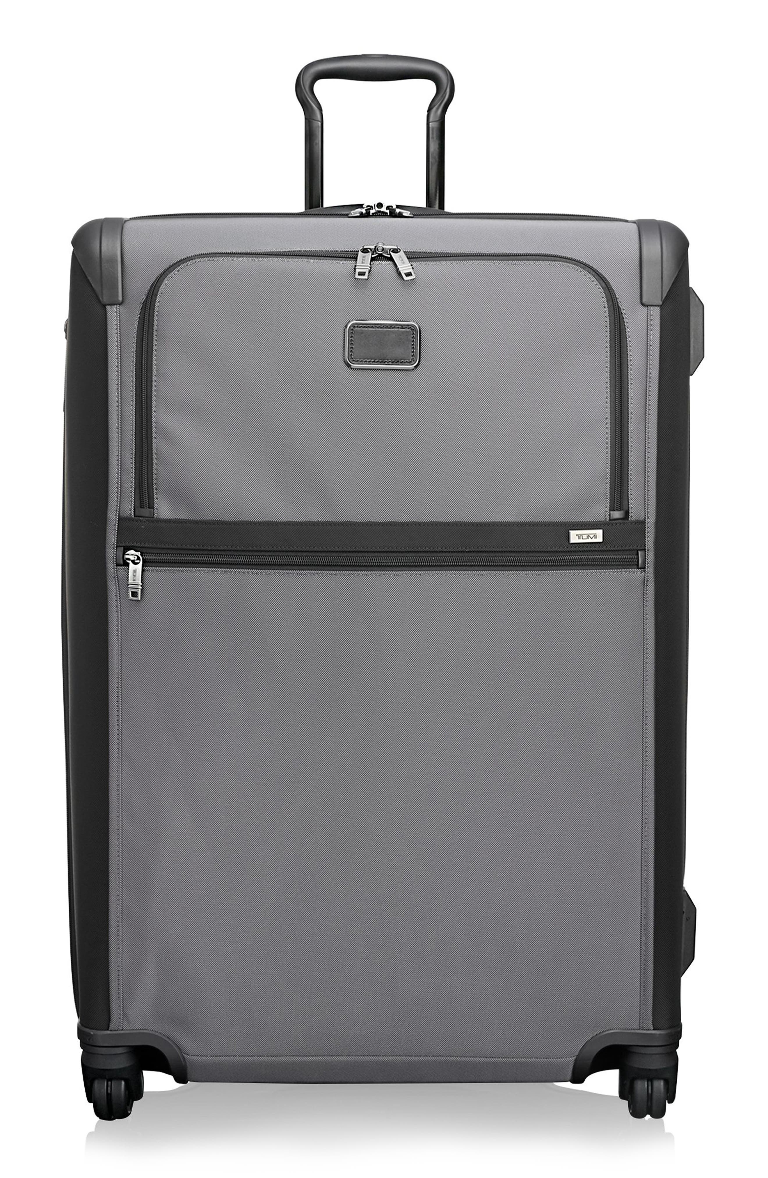 Alpha 2 31-Inch Extended Trip Wheeled Packing Case,                             Main thumbnail 1, color,                             Pewter