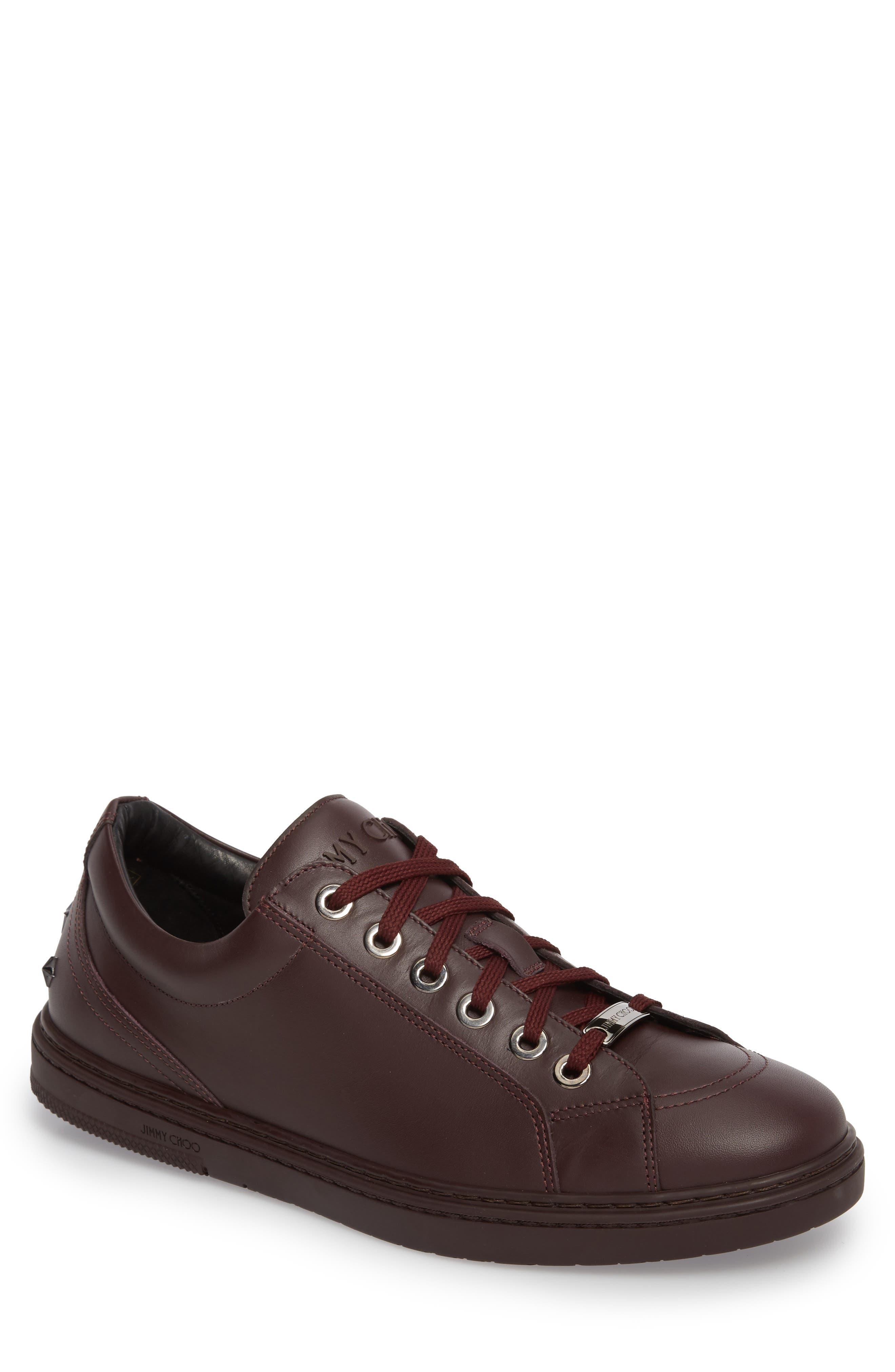 Jimmy Choo Cash Sneaker (Men)