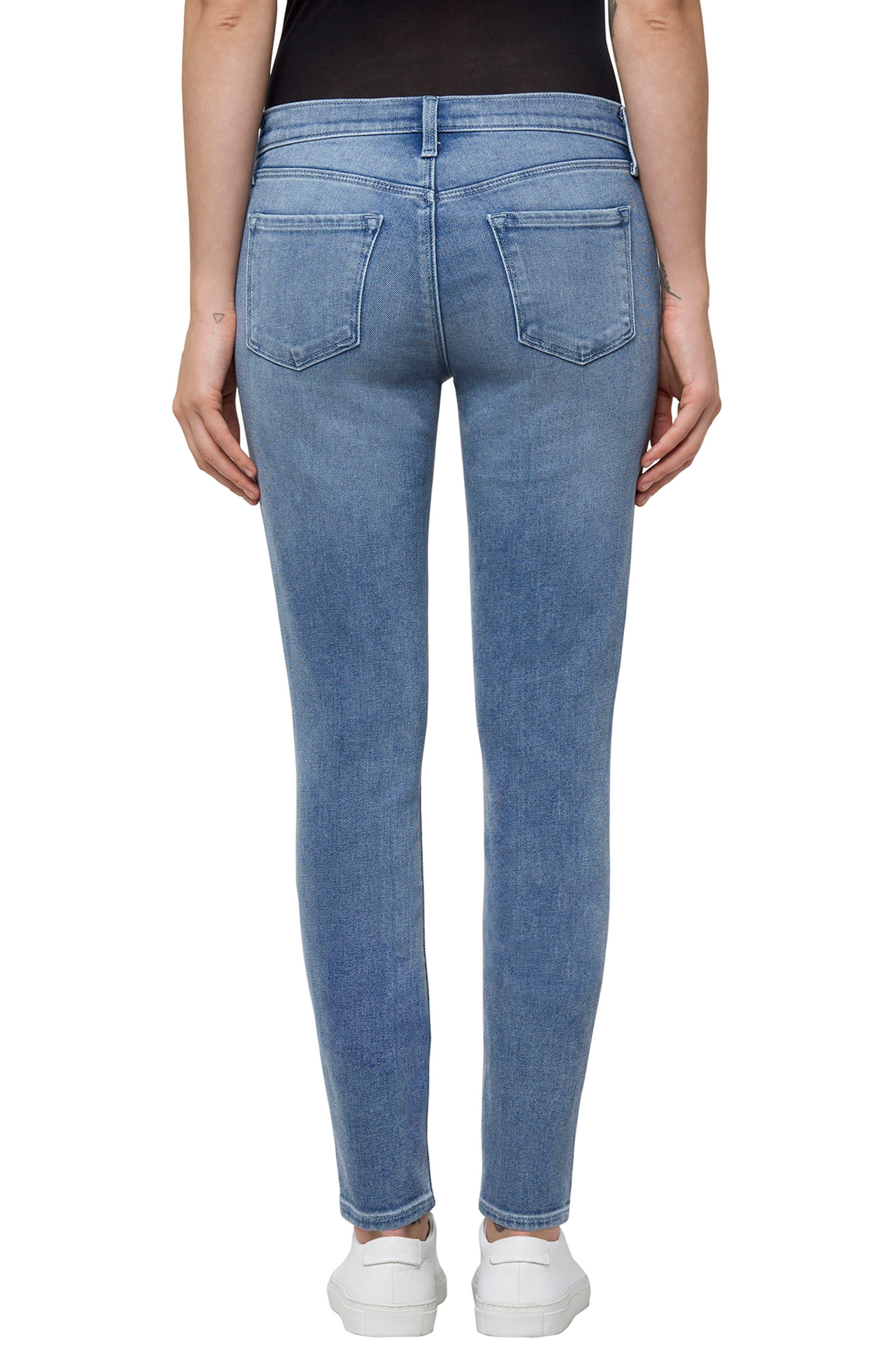 811 Skinny Jeans,                             Alternate thumbnail 2, color,                             Utopia
