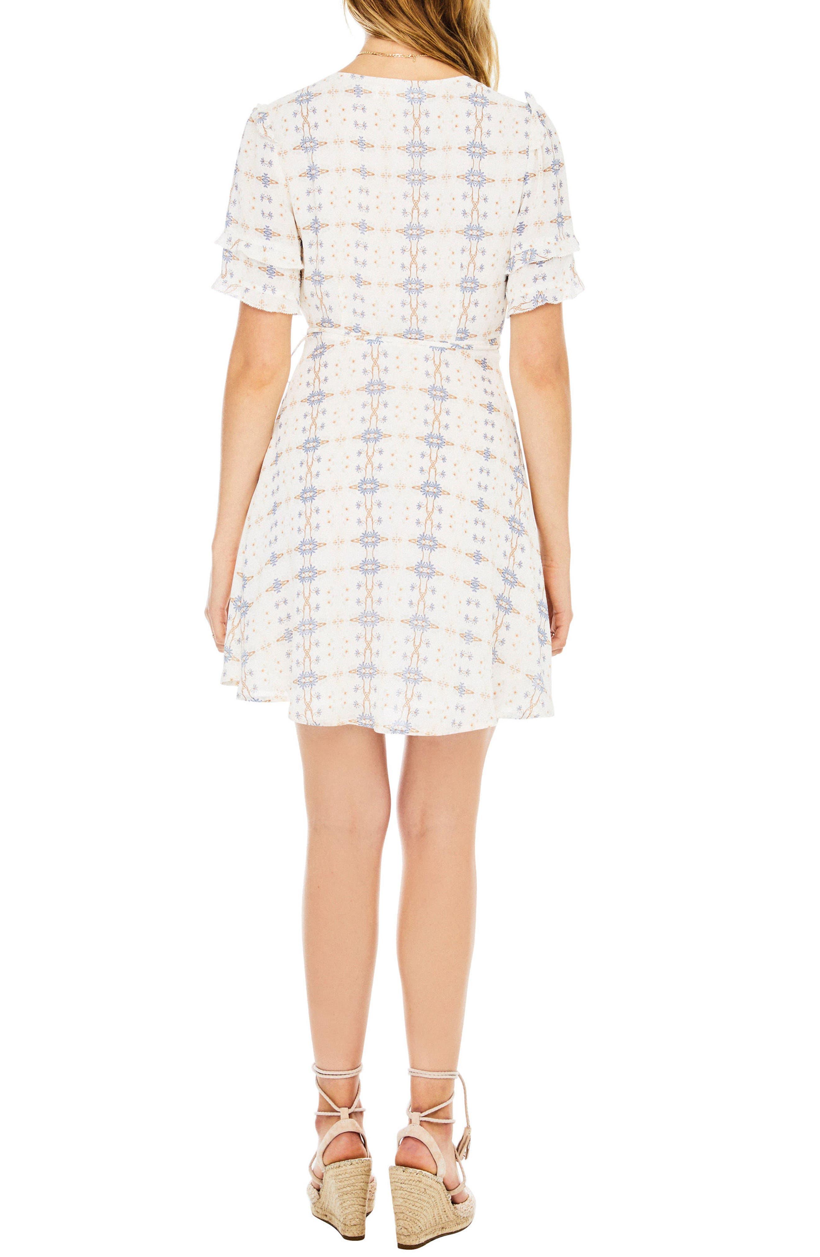 Alternate Image 2  - ASTR the Label Willa Wrap Dress