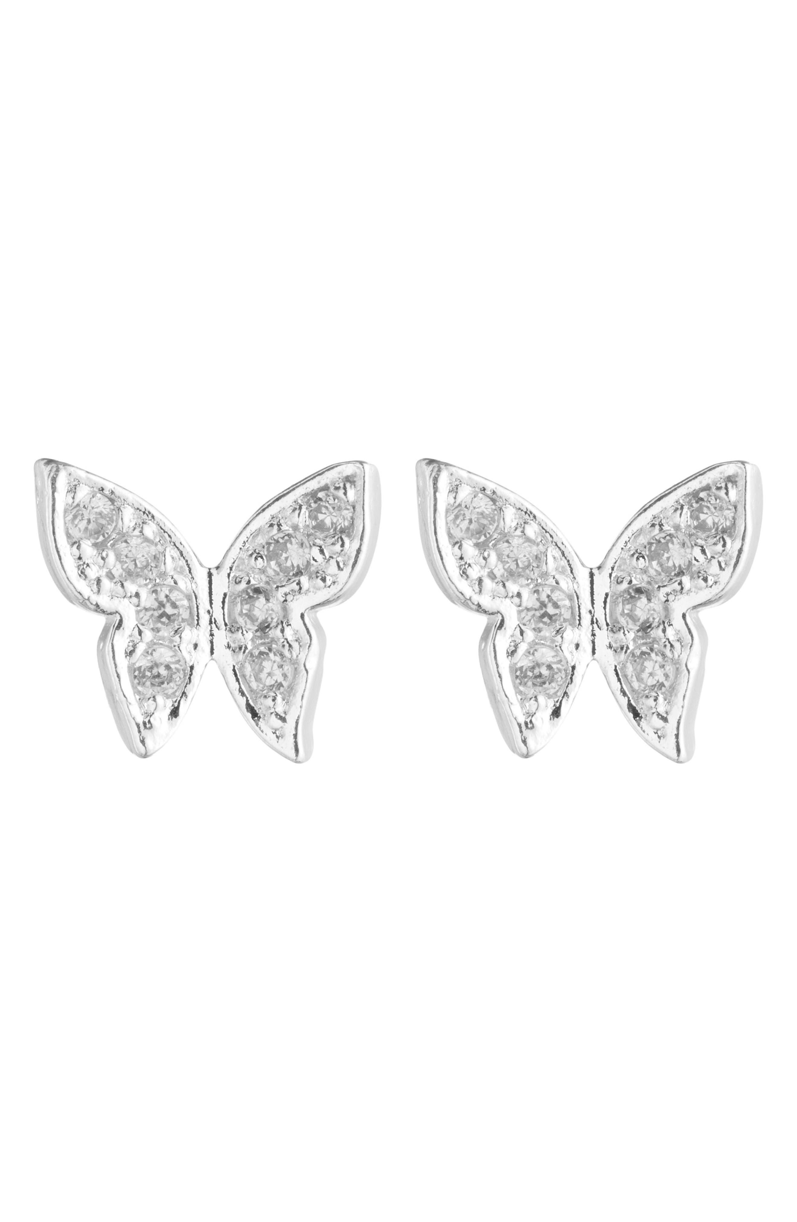 Alternate Image 3  - Estella Bartlett Daydream Believer Stud Earrings