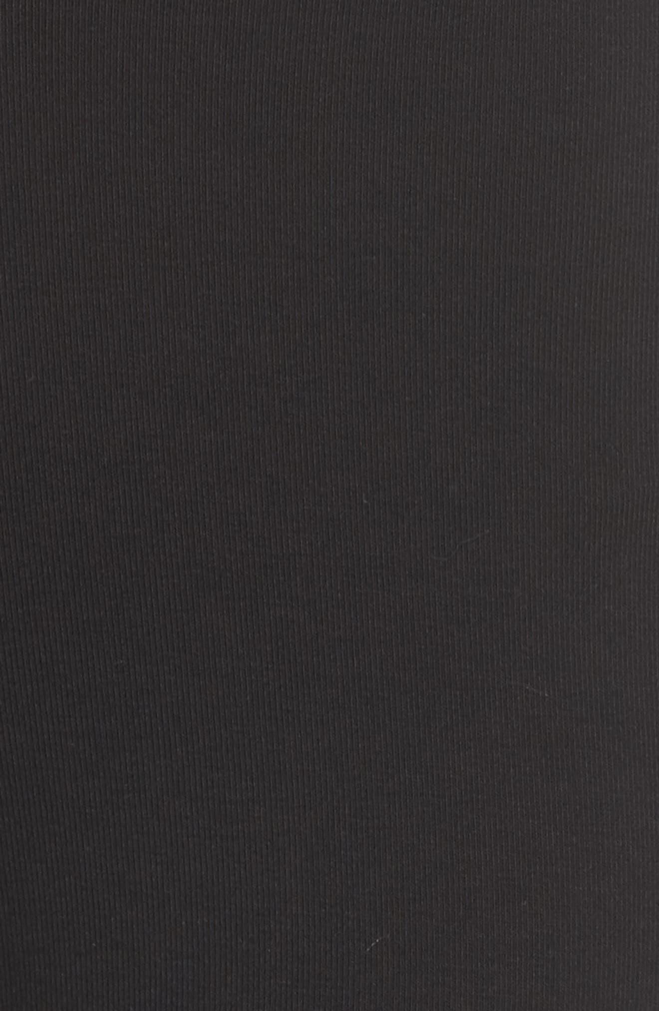 Sportswear Women's Leggings,                             Alternate thumbnail 6, color,                             Black/ Sail