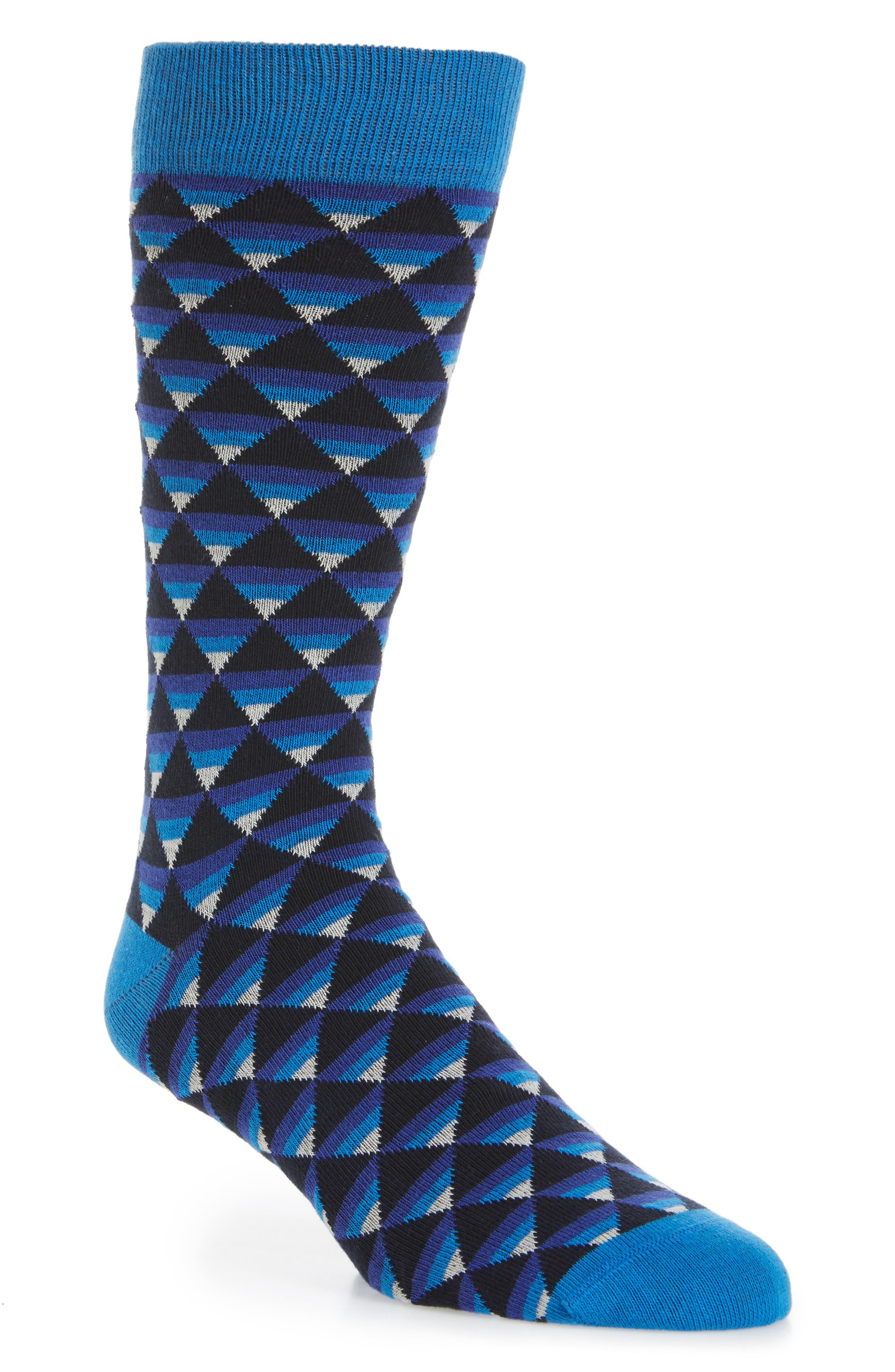 Ted Baker London Geo Pattern Socks