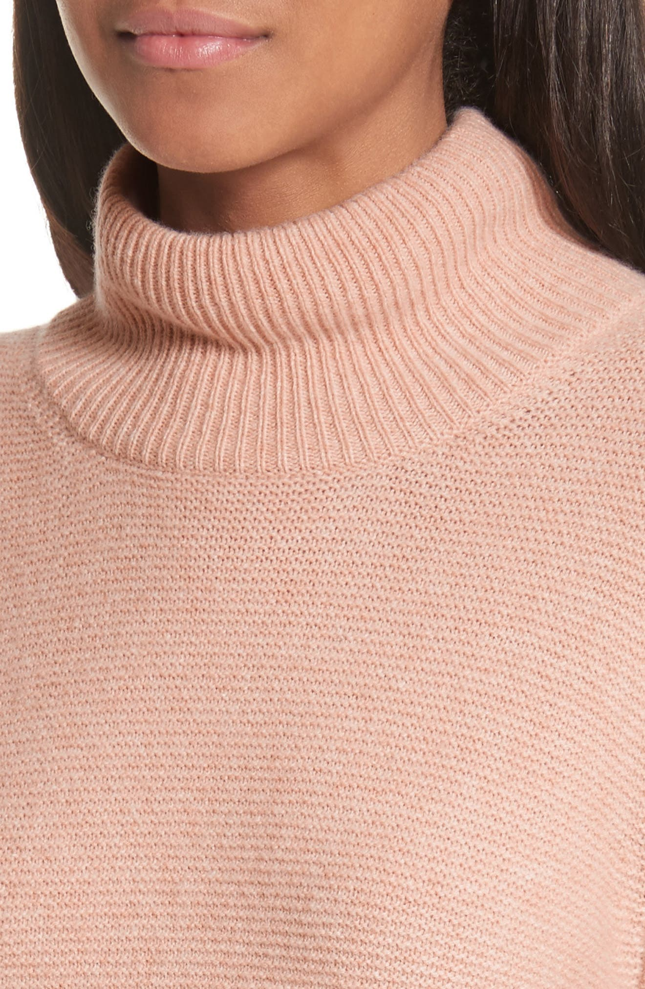 Alternate Image 4  - Equipment Chandler Wool-Blend Turtleneck Sweater