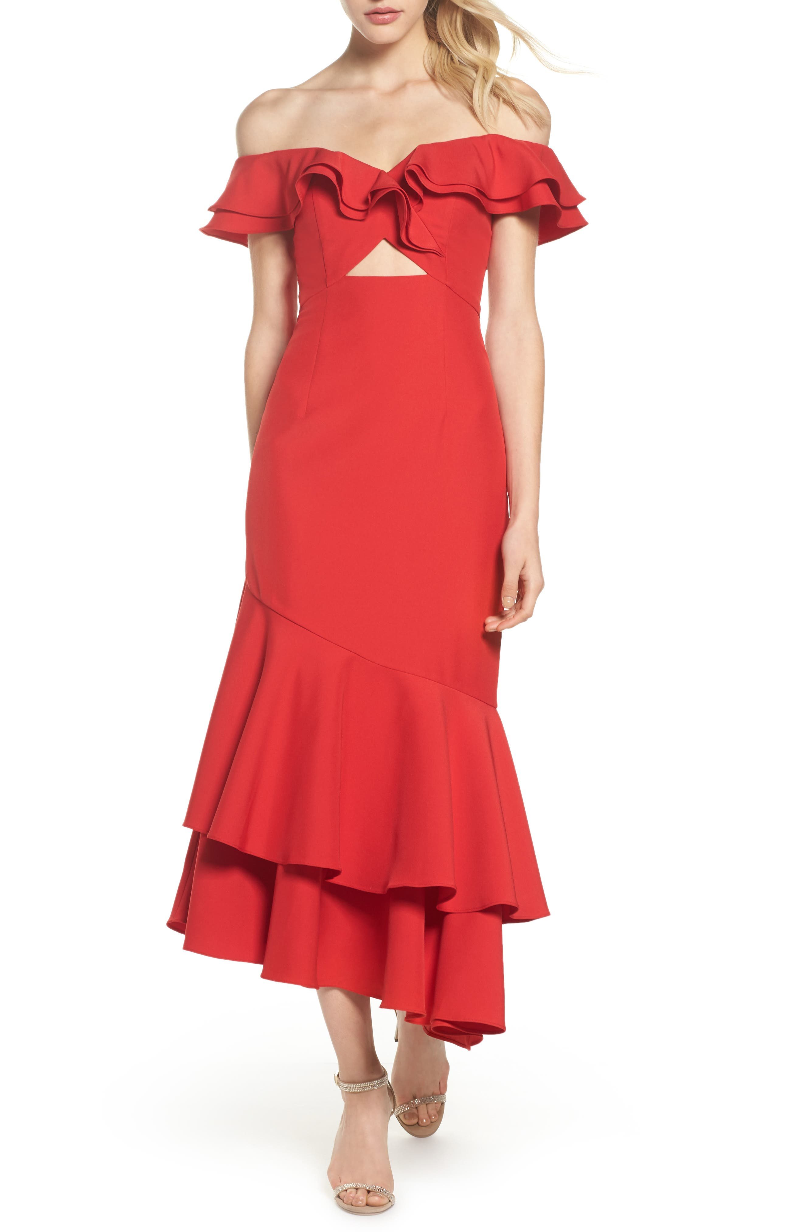 Jarlo red lace gwen dress up games