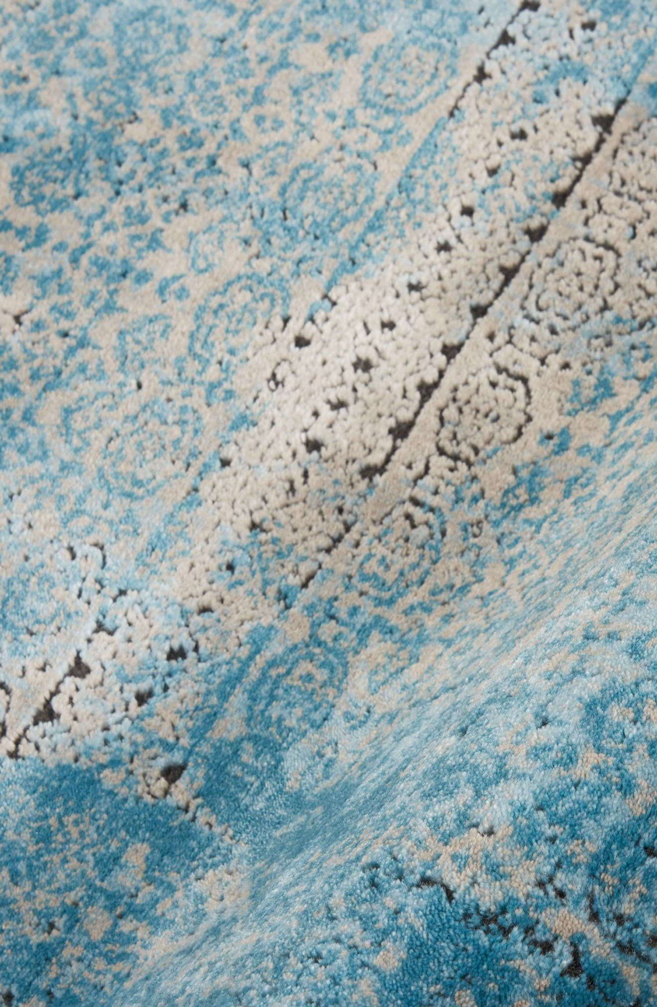 Karma Rug,                             Alternate thumbnail 3, color,                             Blue