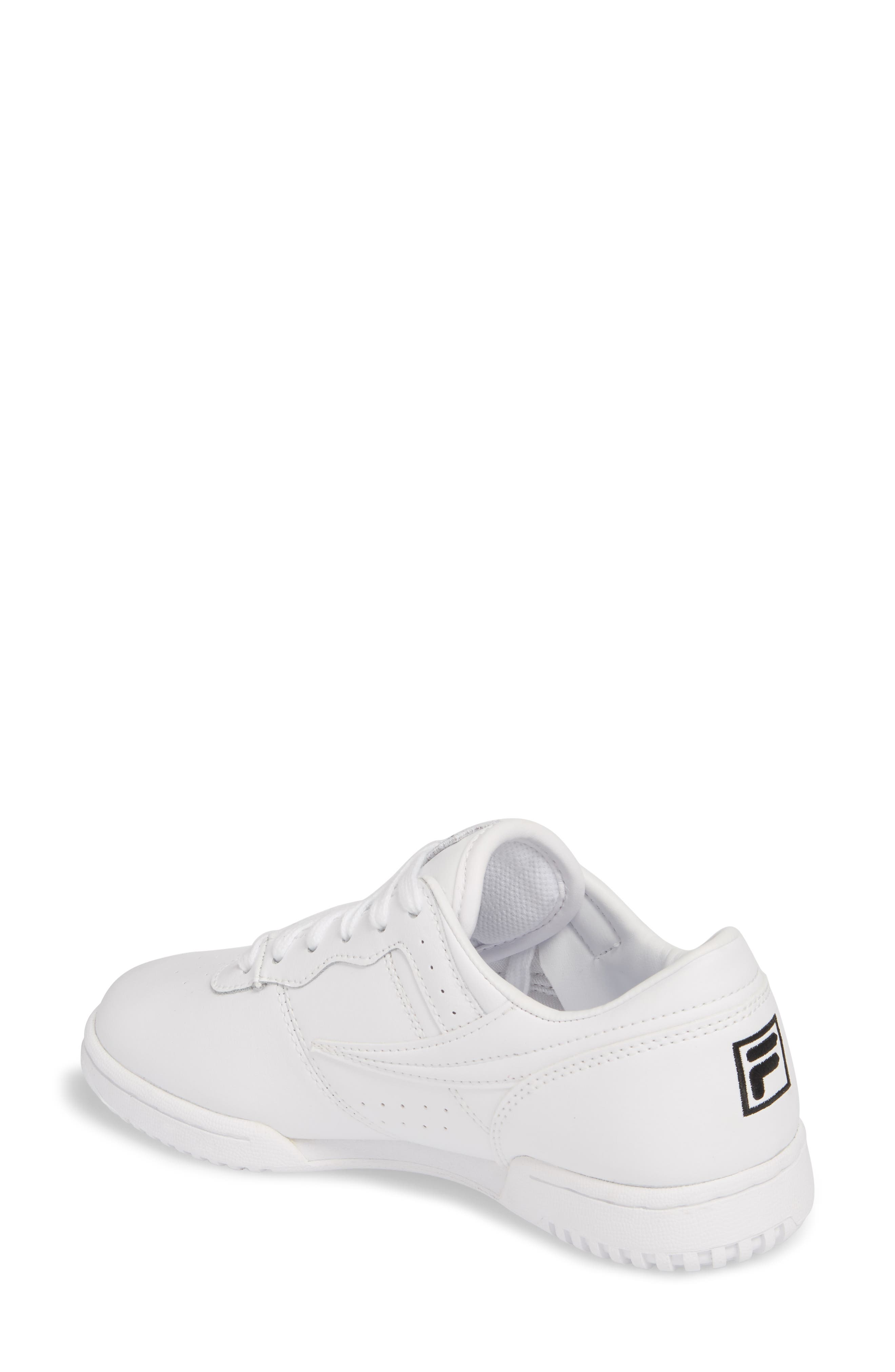 Alternate Image 2  - FILA Original Fitness Sneaker (Women)