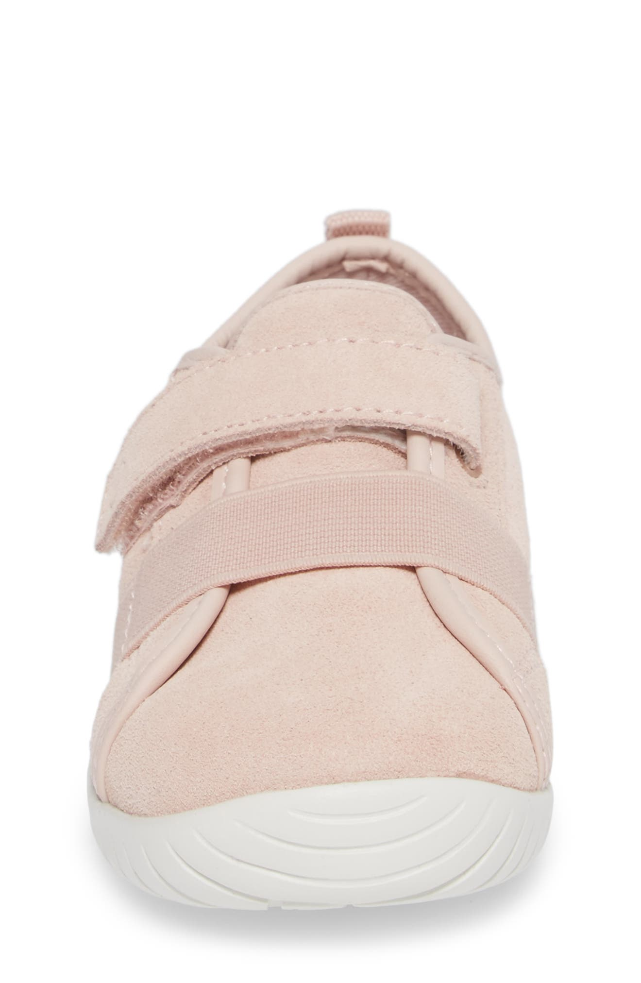 SRtech<sup>™</sup> Riley Sneaker,                             Alternate thumbnail 4, color,                             Blush Leather