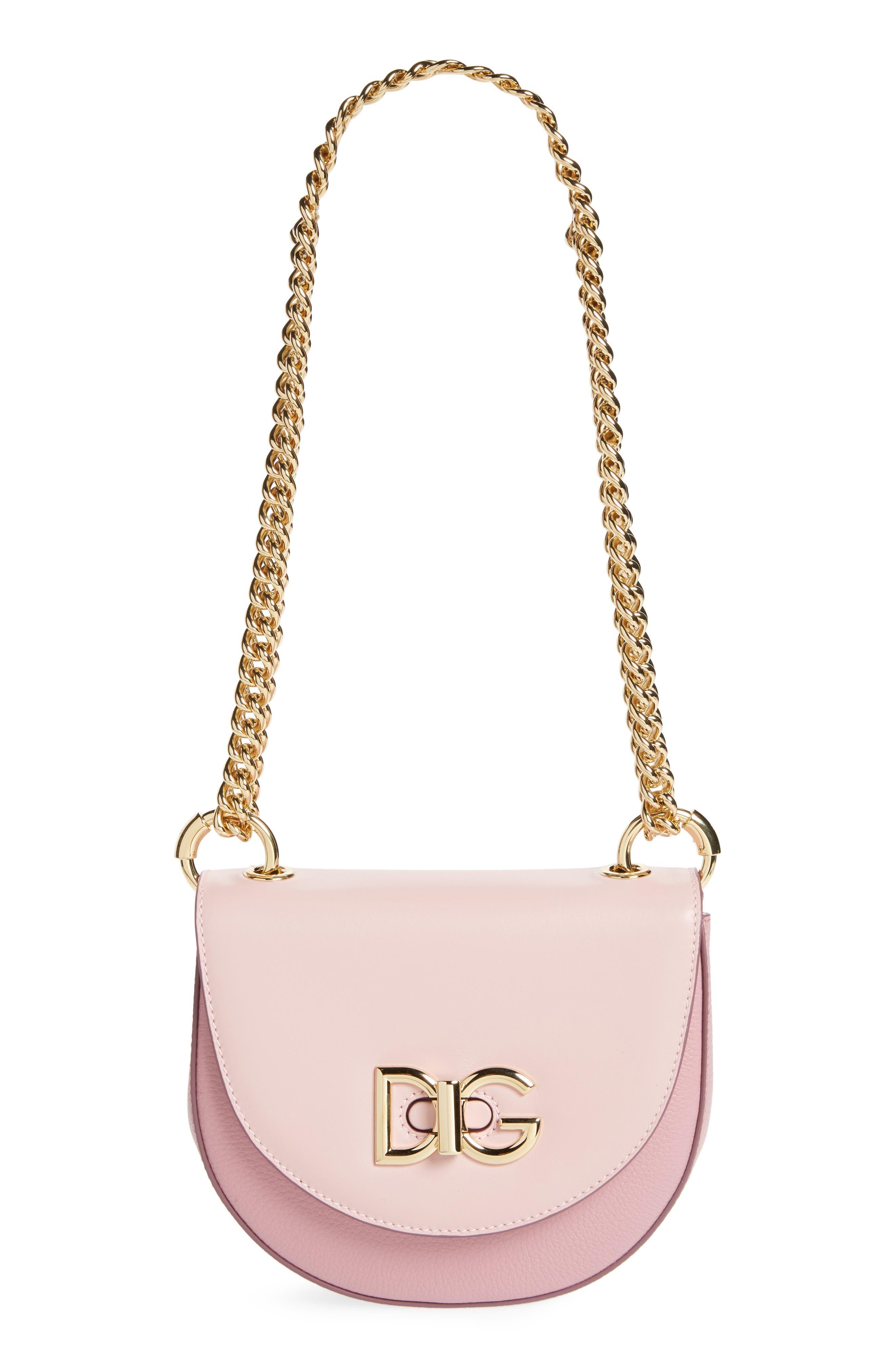 Dolce&Gabbana Wifi Leather Shoulder Bag
