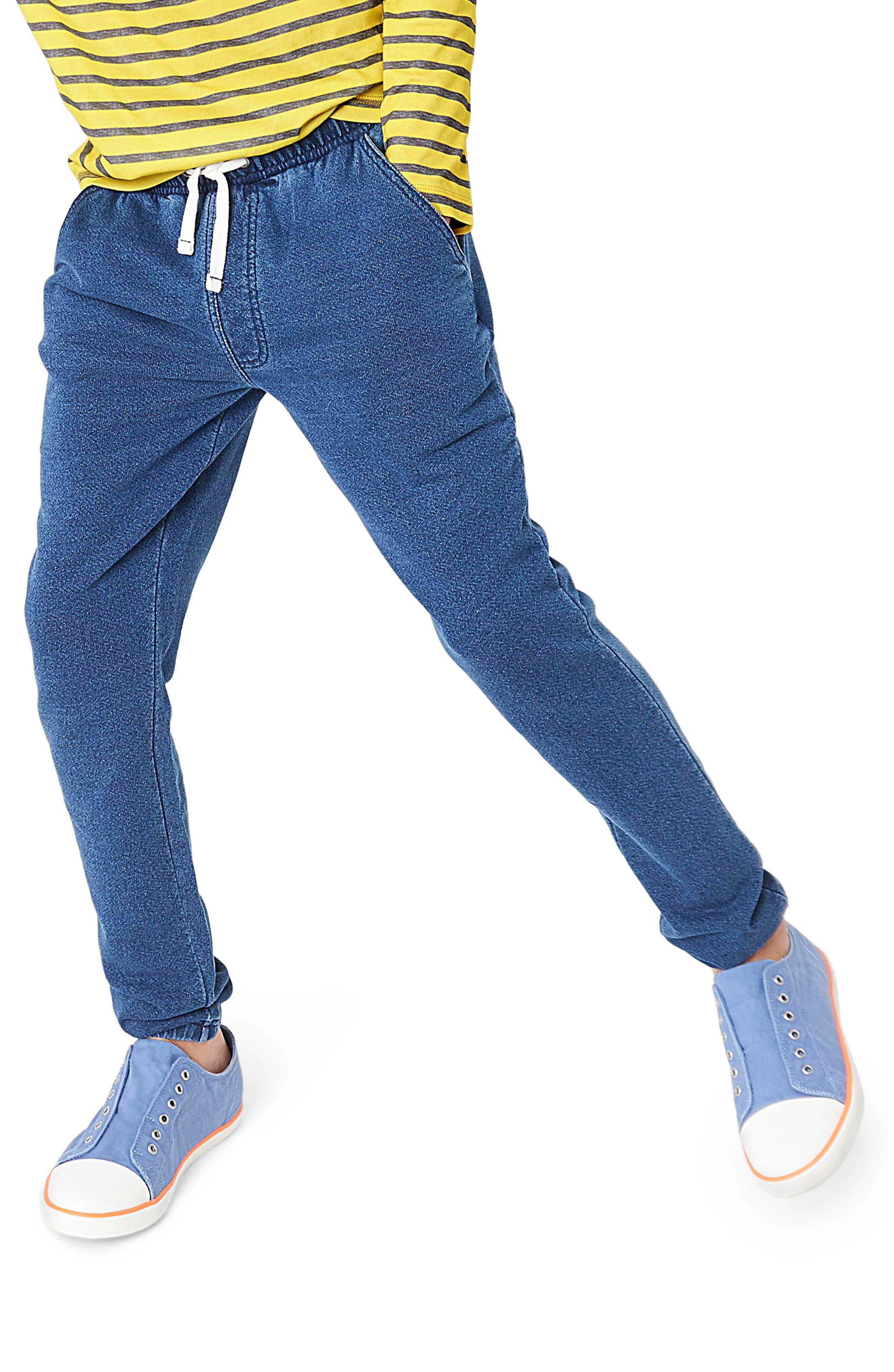 Jogger Pants,                             Alternate thumbnail 5, color,                             Indigo Blue