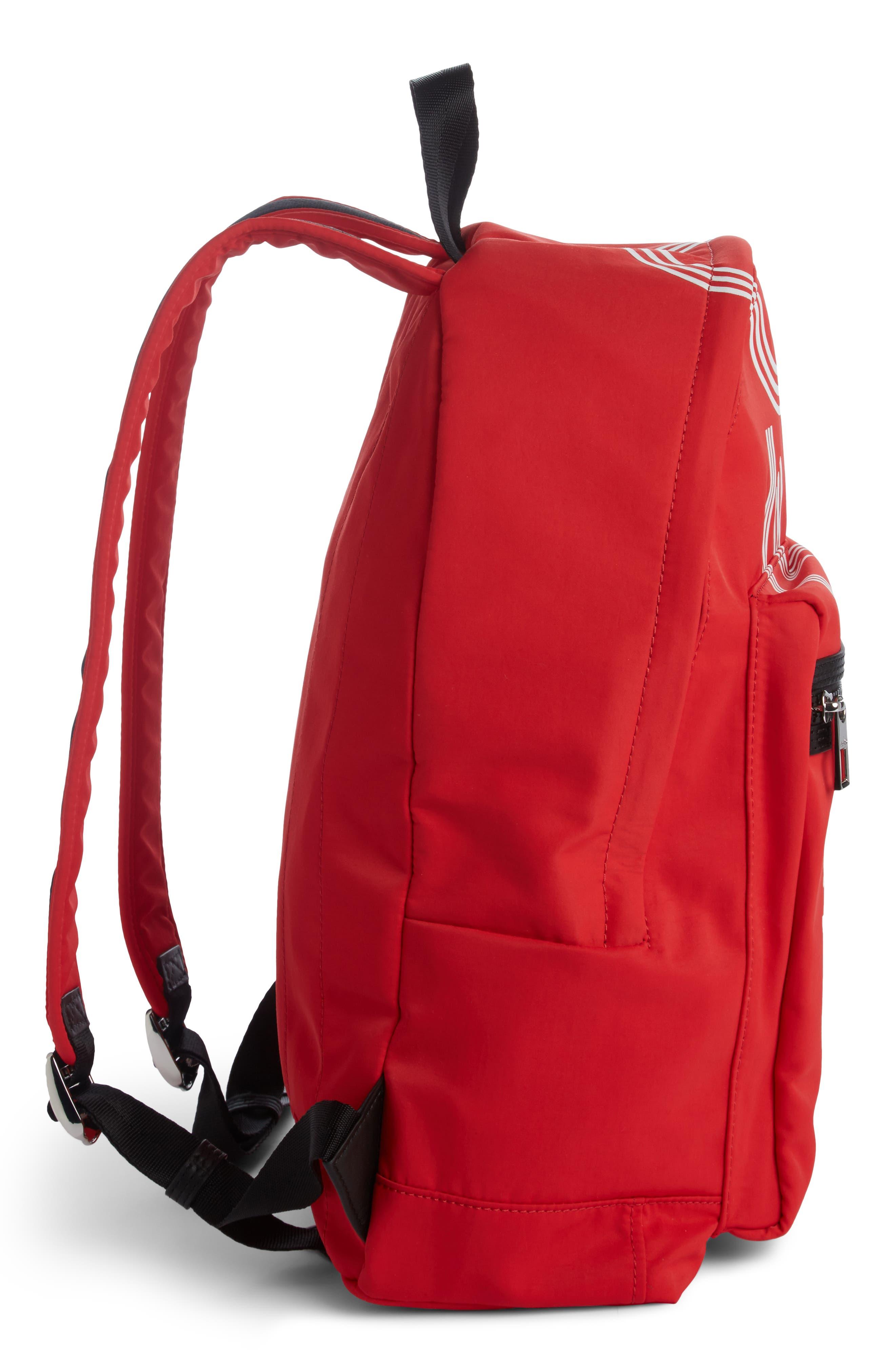 Alternate Image 3  - KENZO Sport Logo Nylon Backpack