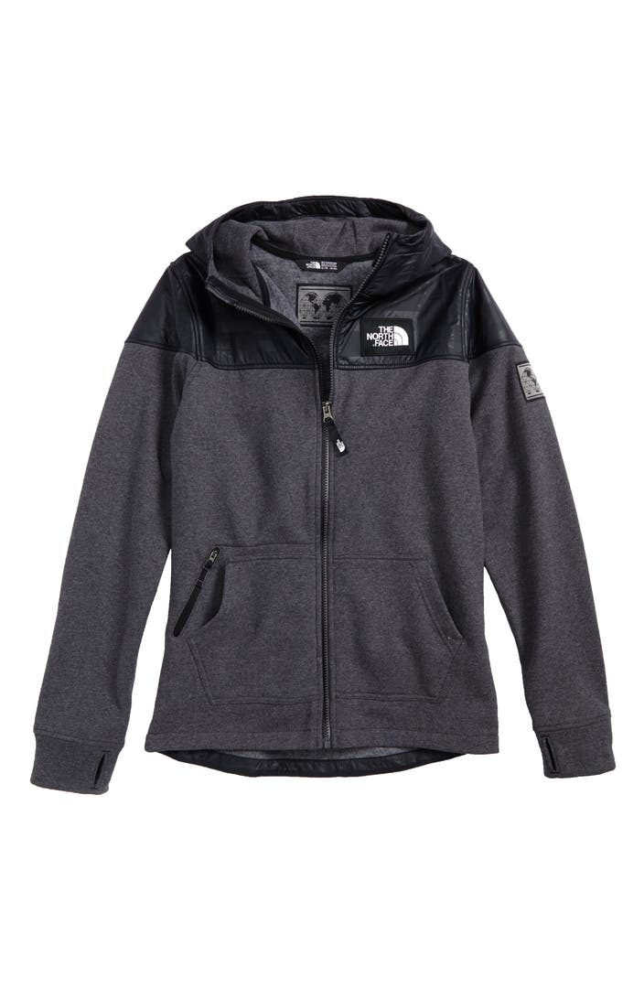 The North Face International Collection Zip Hoodie Little