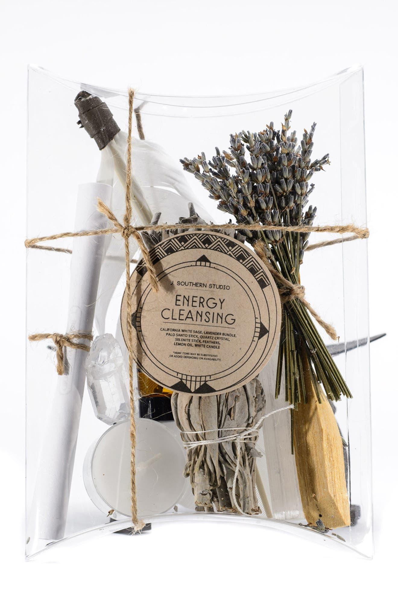 Cleansing Ritual Kit,                         Main,                         color, None