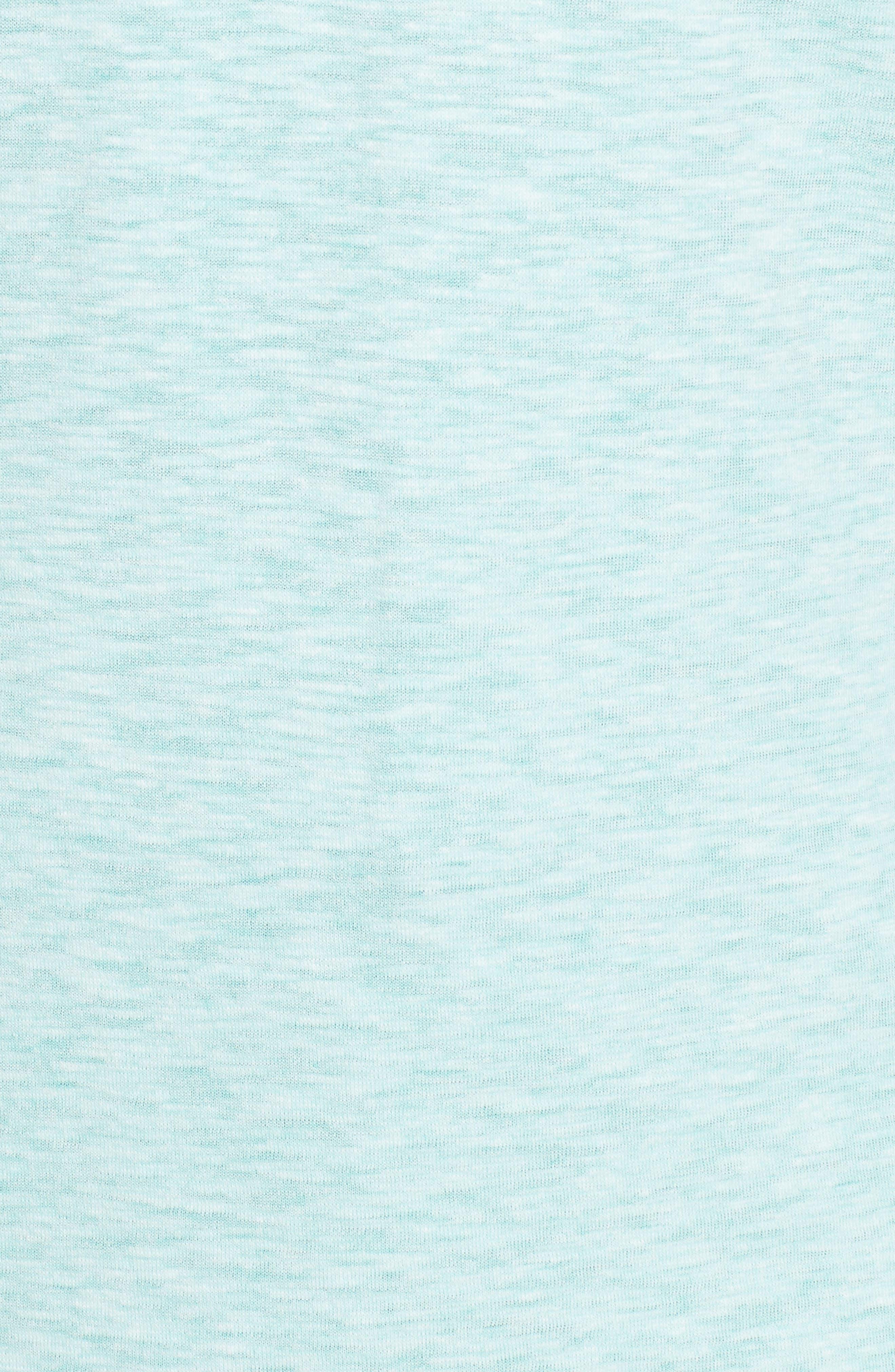 Alternate Image 6  - Tommy Bahama Sea Glass Reversible Quarter Zip Pullover