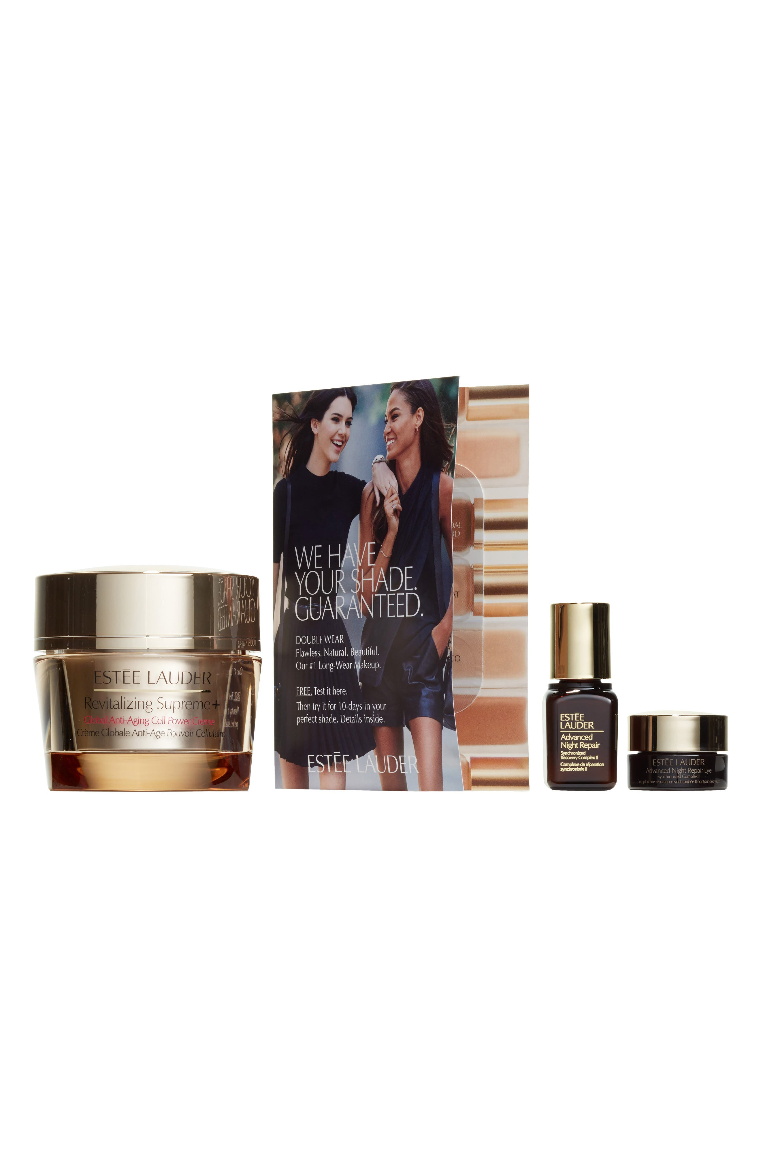 Main Image - Estée Lauder Revitalizing Supreme+ & Advanced Night Repair Set ($122 Value) (Nordstrom Exclusive)