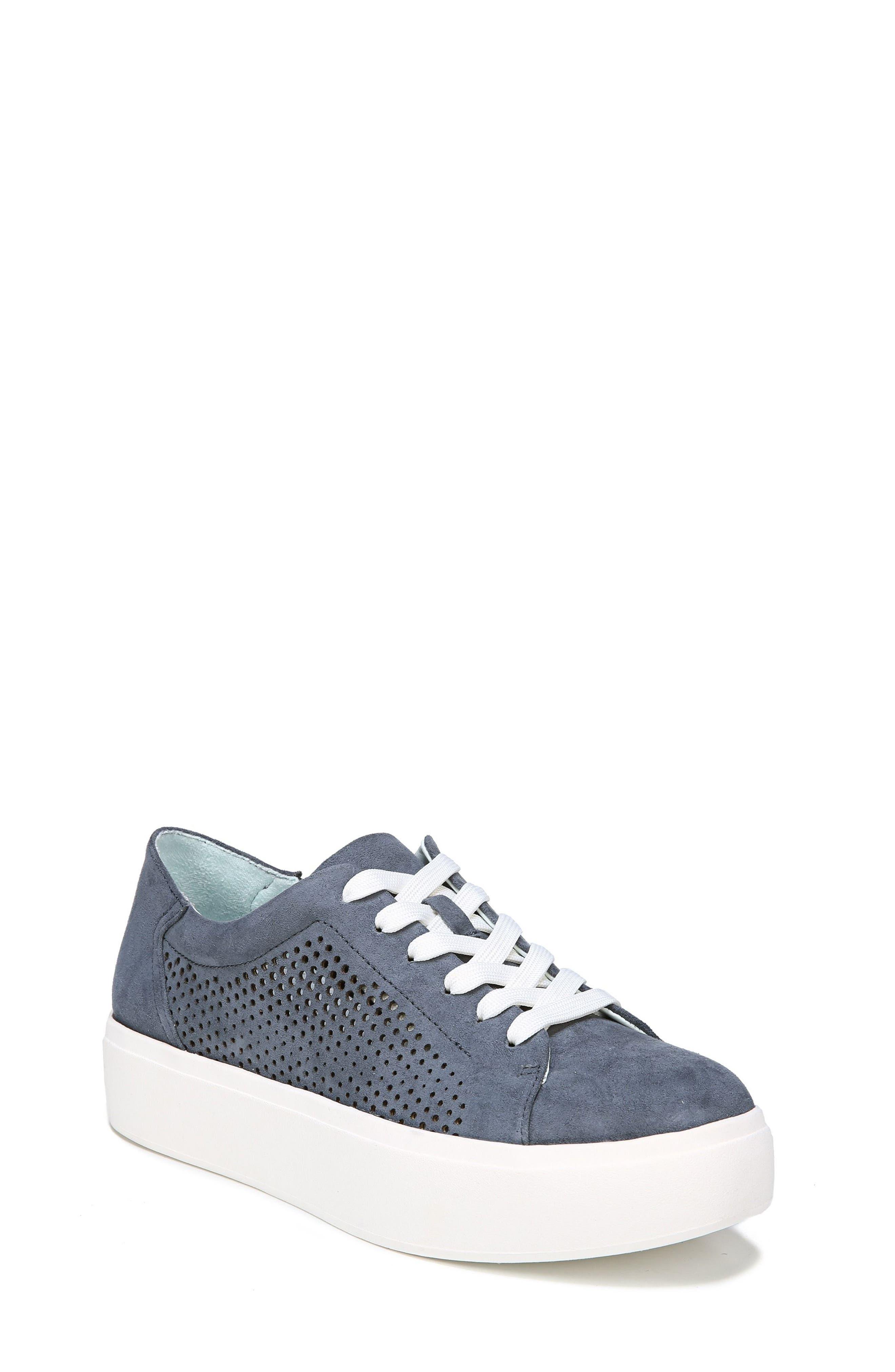 Alternate Image 1 Selected - Dr. Scholl's Kinney Platform Sneaker (Women)