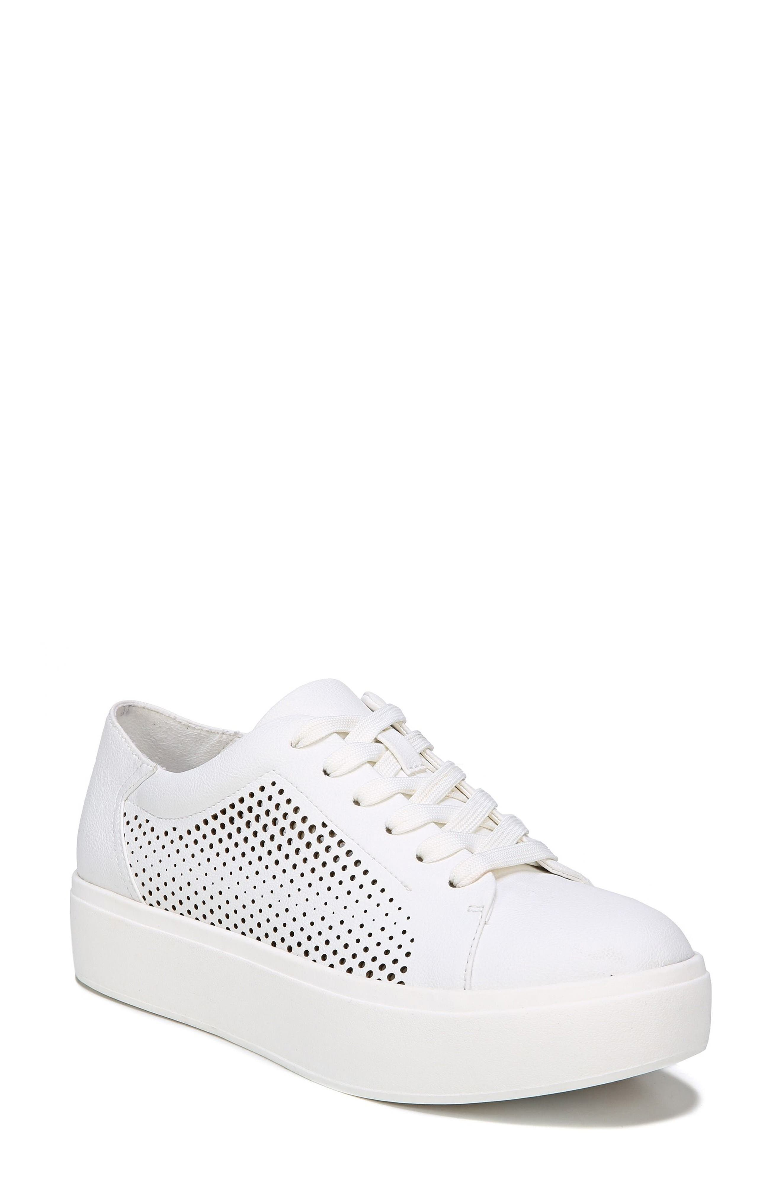 Alternate Image 1 Selected - Dr. Scholl's Kinney Platform Sneaker (Women)