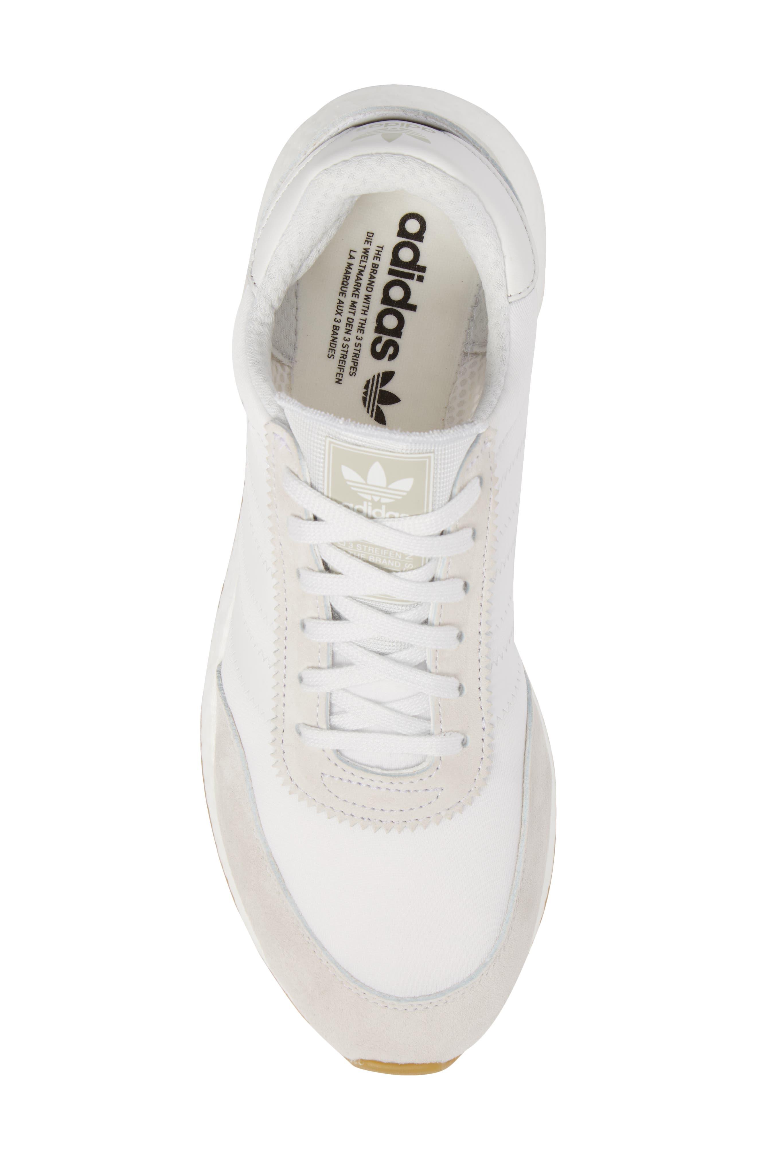 I-5923 Sneaker,                             Alternate thumbnail 5, color,                             Crystal White/ White