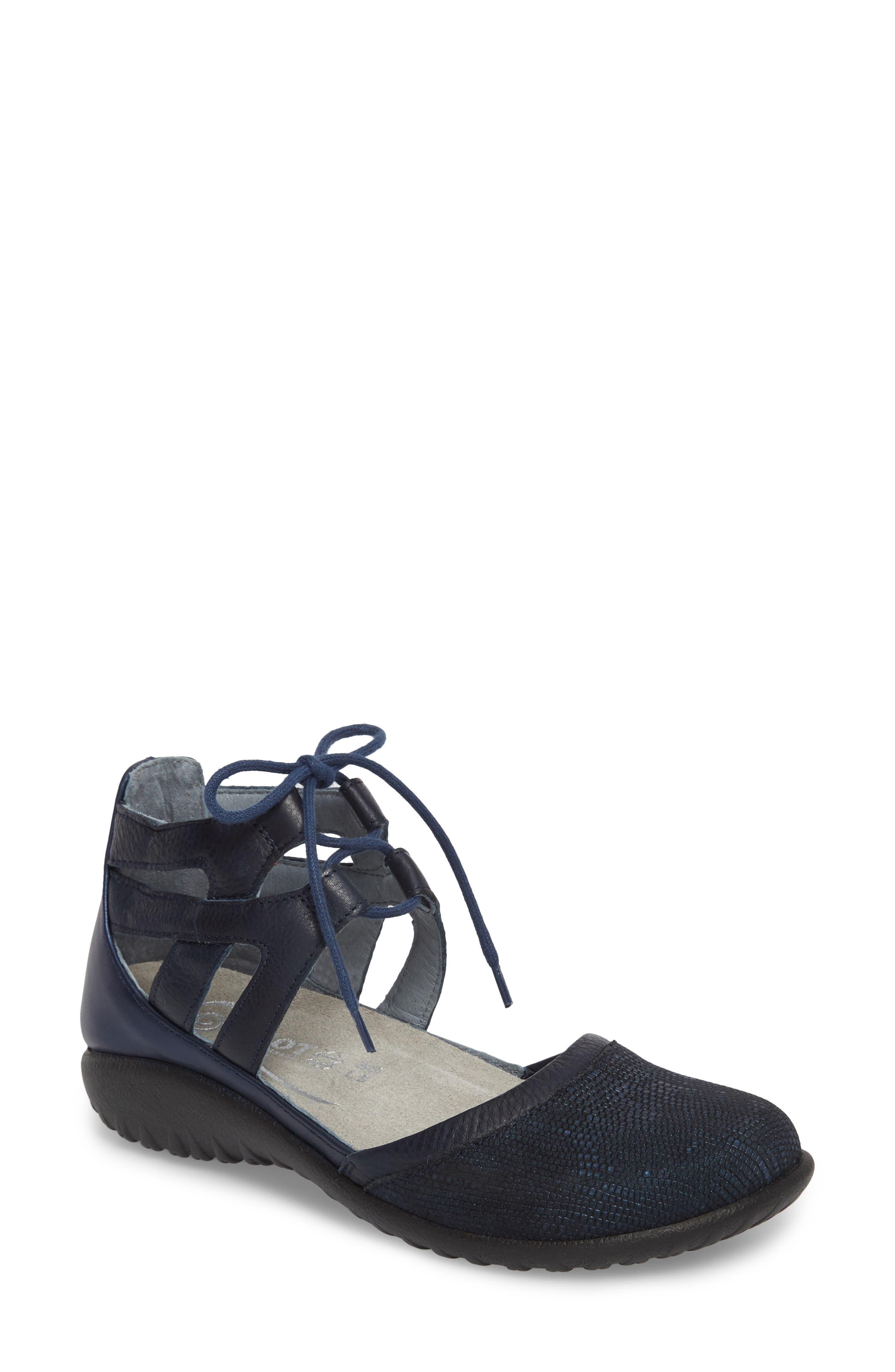 Naot Kata Lace-Up Sandal (Women)