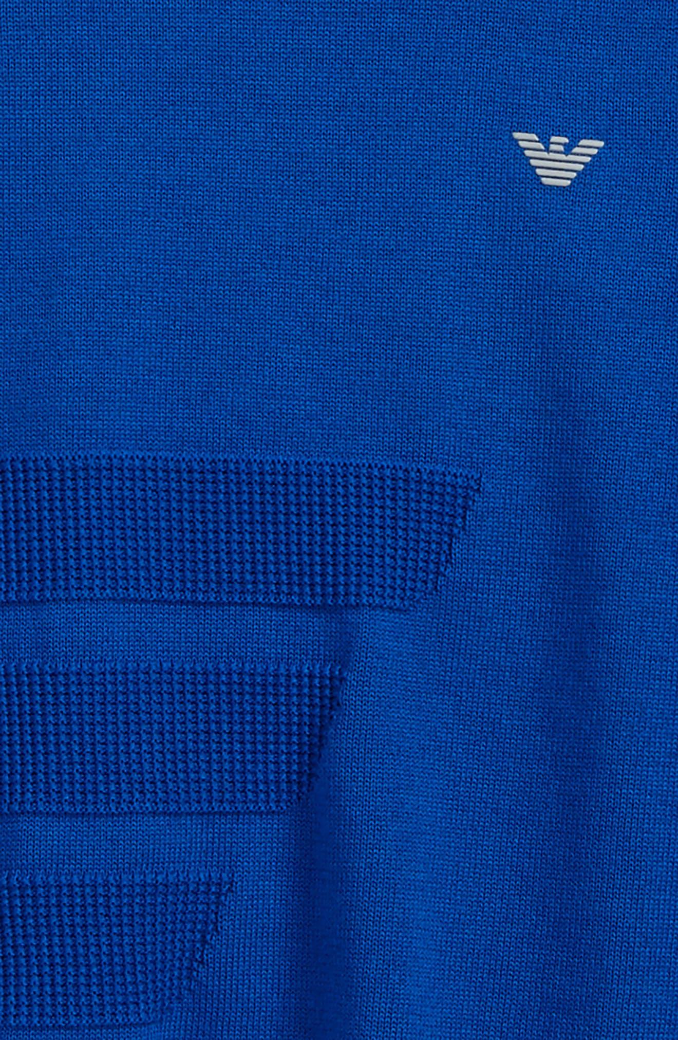 Logo Sweater,                             Alternate thumbnail 2, color,                             Royal Blue