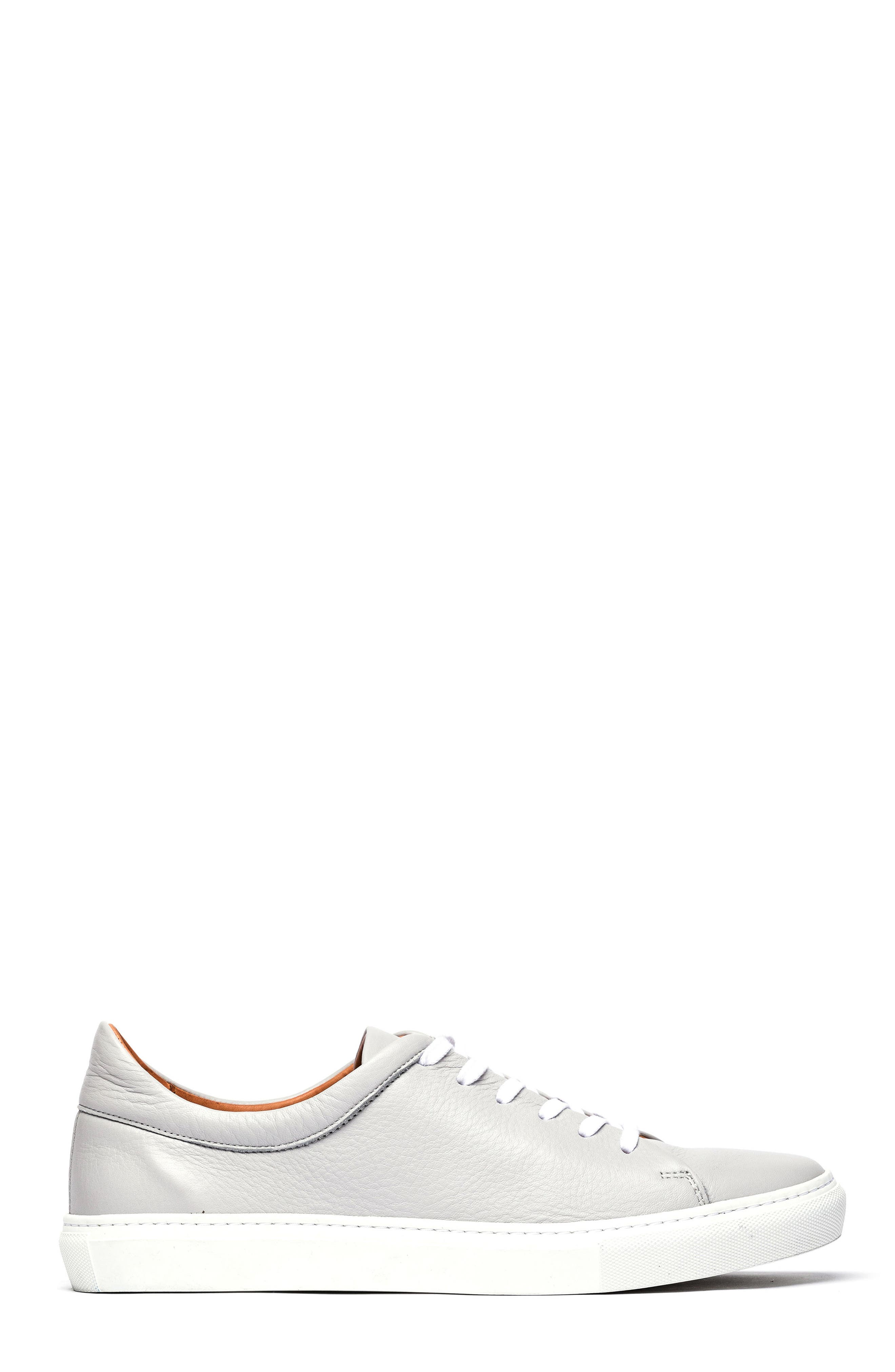 Windemere Sneaker,                             Alternate thumbnail 3, color,                             Stone Leather