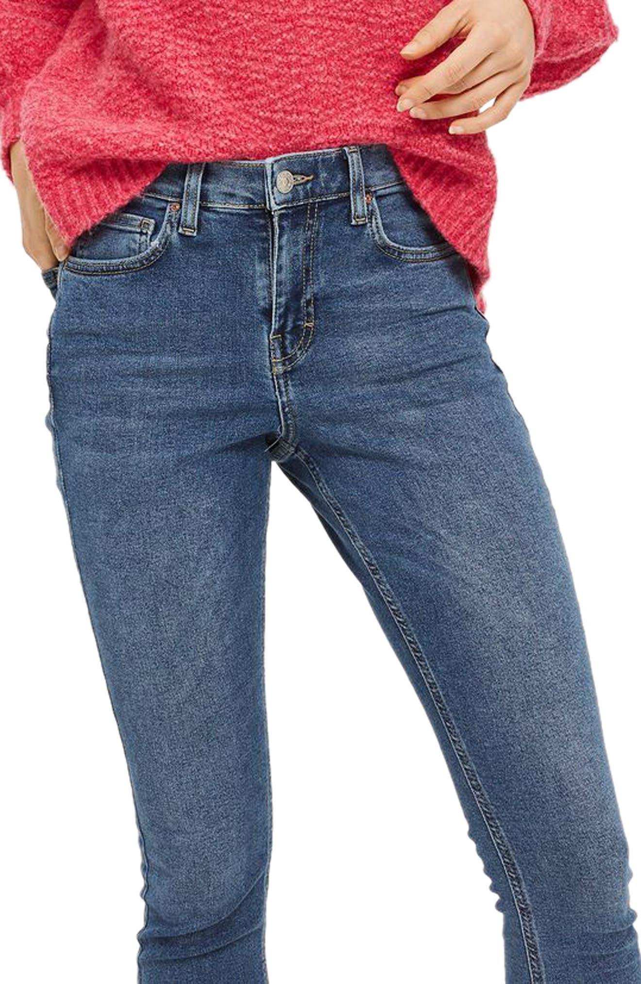 Topshop Jamie Skinny Jeans (Petite)