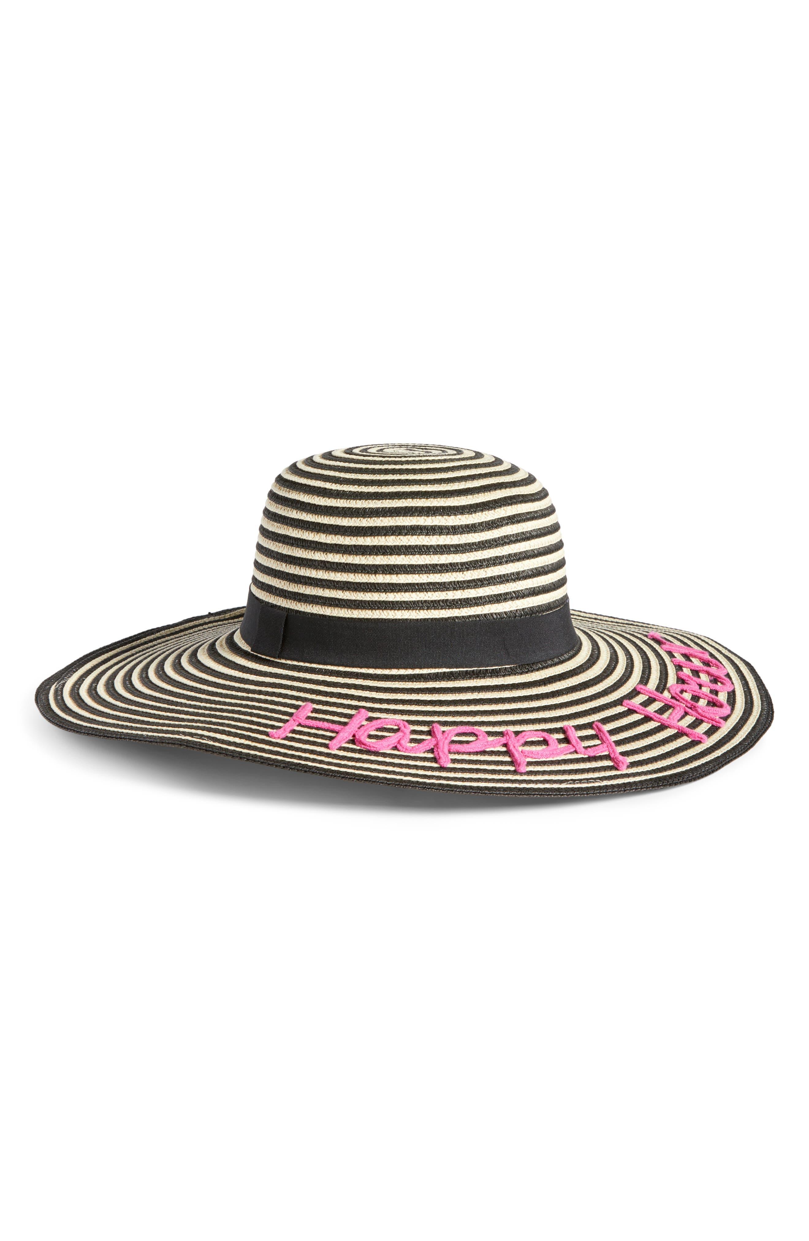 August Hat Crossword Straw Hat