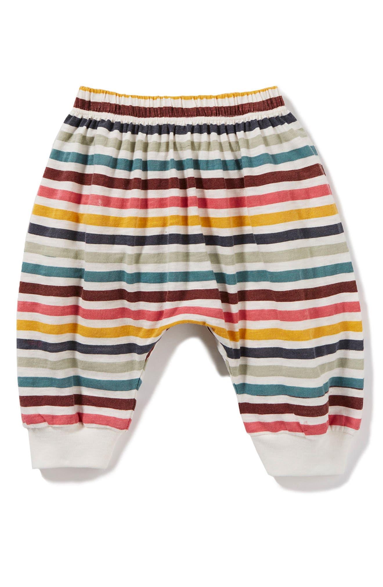 Peek Stripe Happy Pants (Baby)