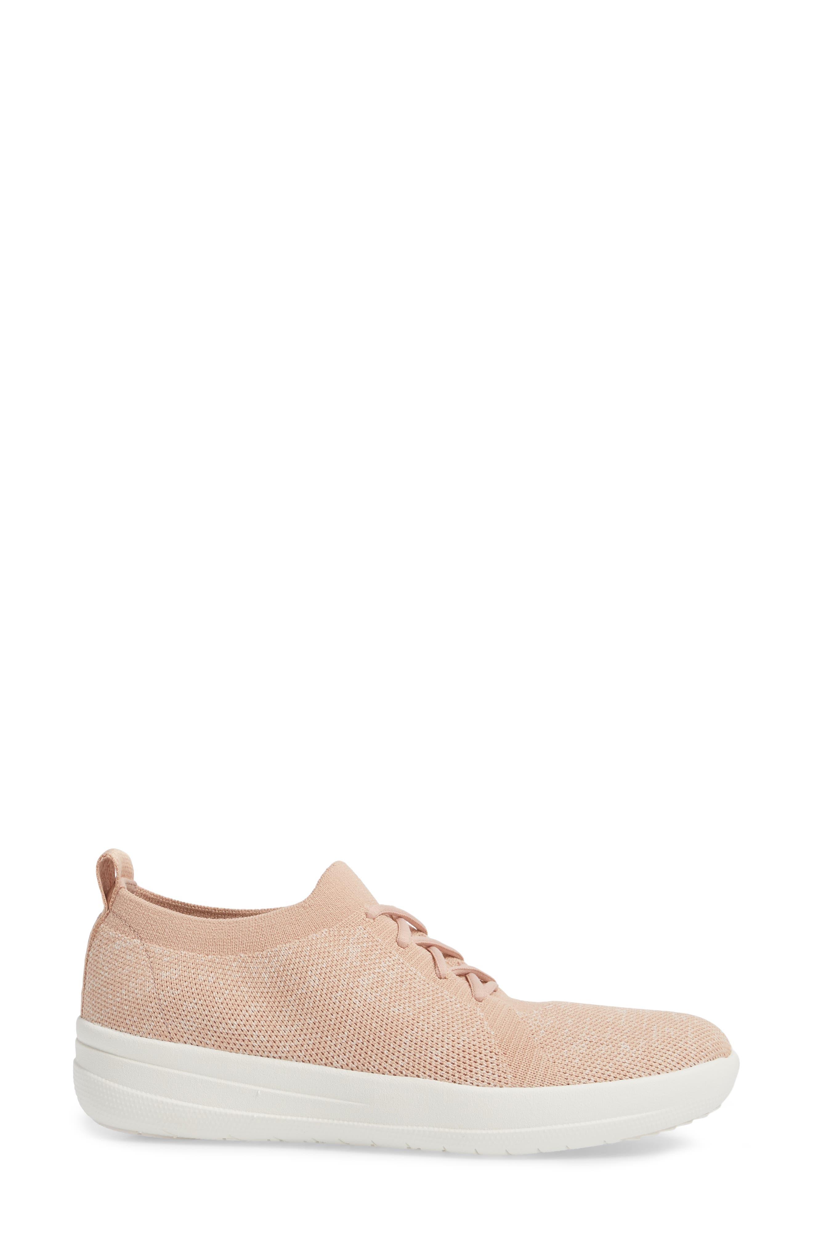 Alternate Image 3  - FitFlop F-Sporty Uberknit™ Sneaker (Women)