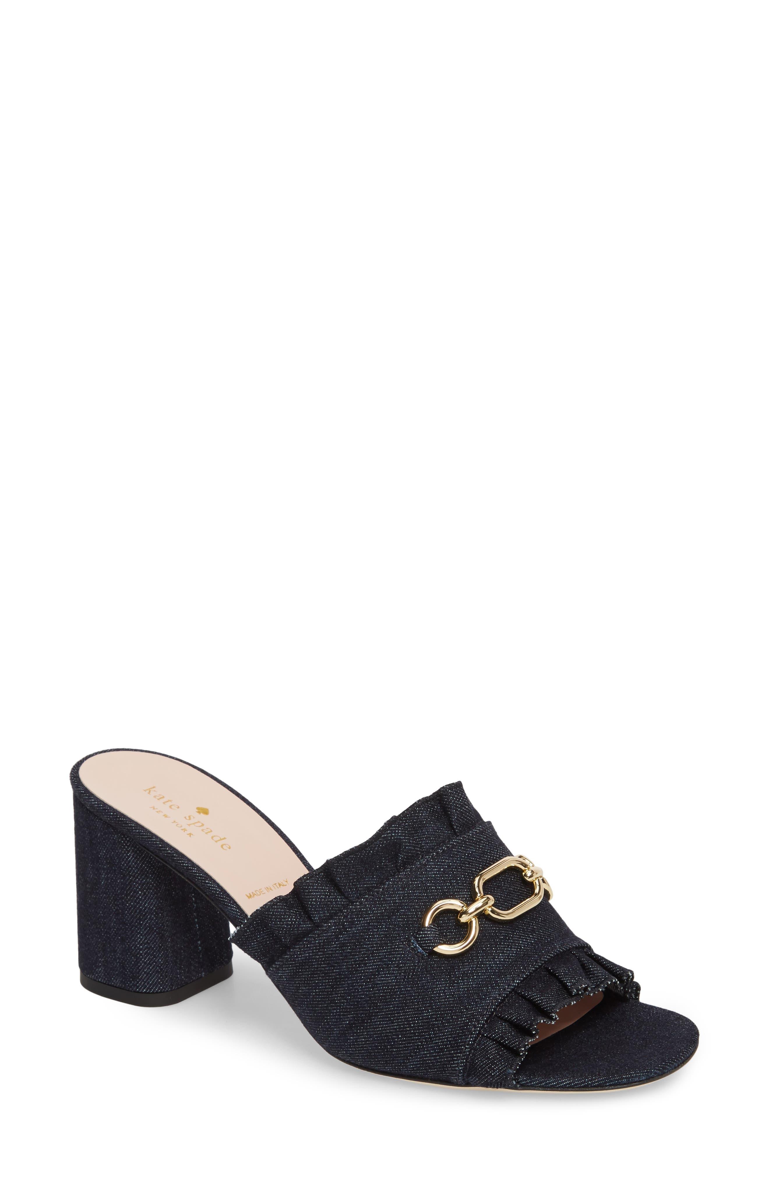 demmi sandal,                         Main,                         color, Indigo Denim