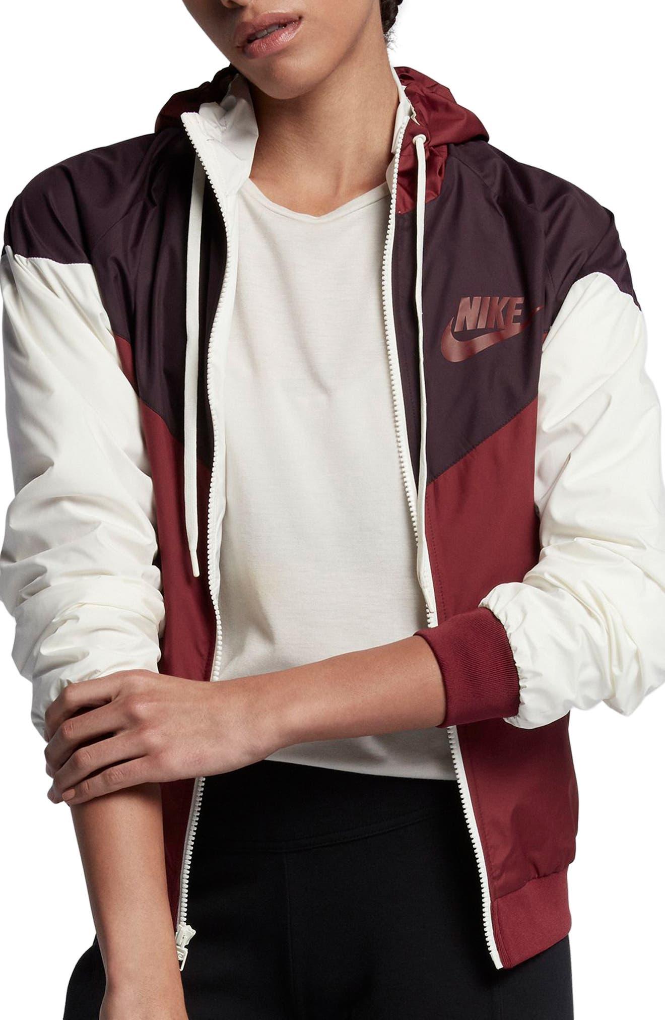Main Image - Nike Windrunner Jacket