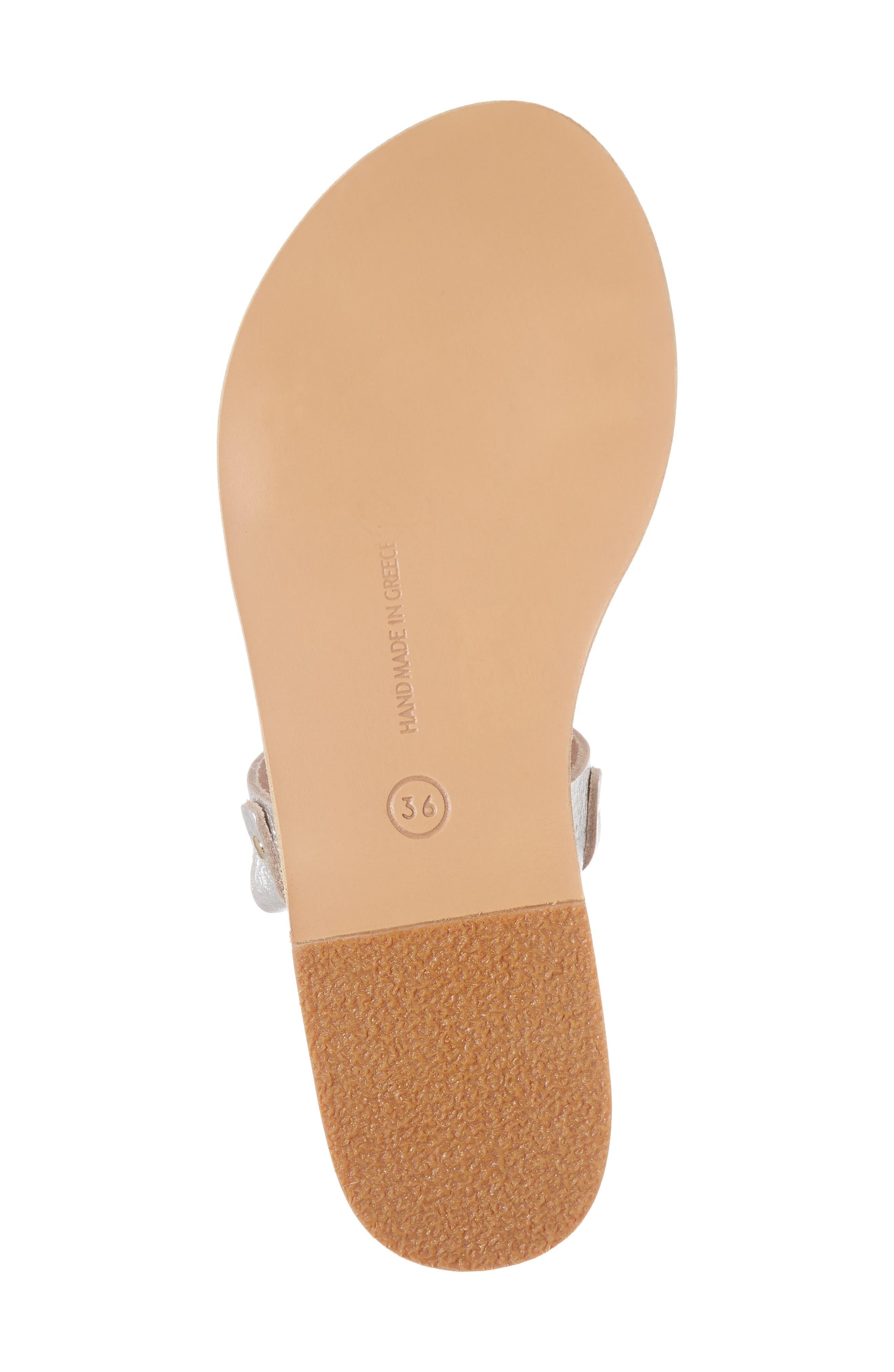 Alternate Image 6  - Ancient Greek Sandals Clio Slingback Sandal (Women)