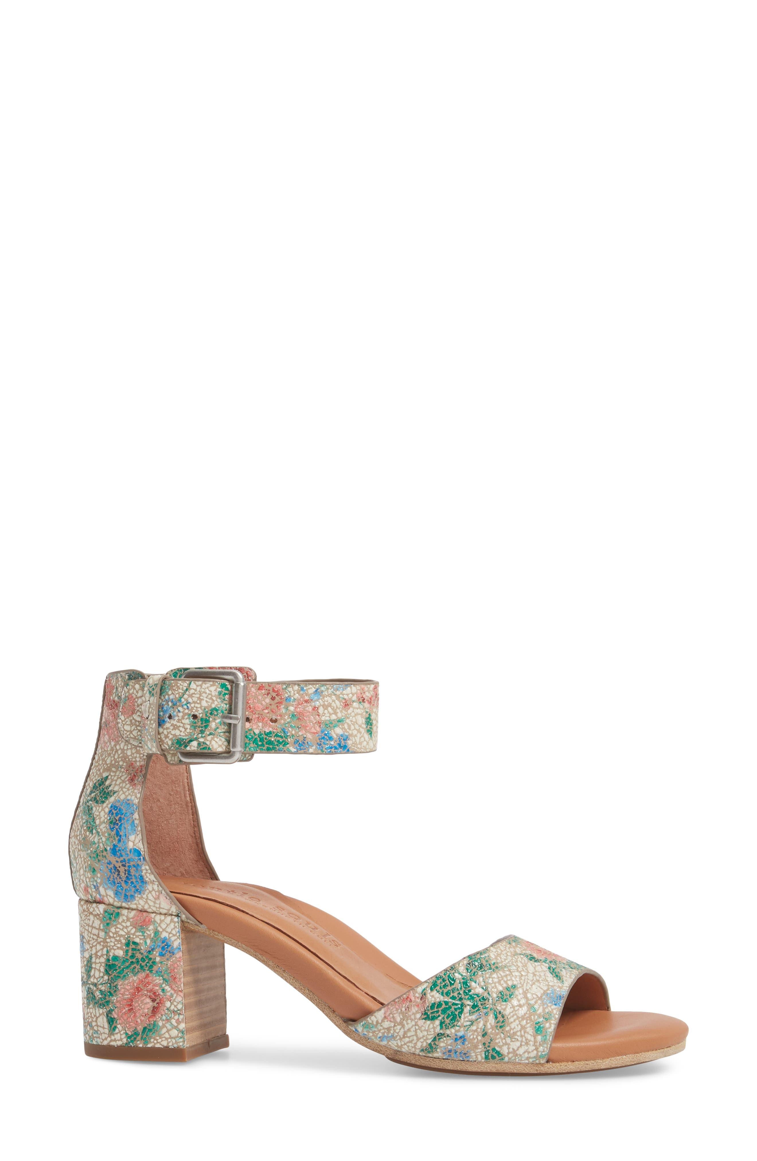 Alternate Image 3  - Gentle Souls Christa Block Heel Sandal (Women)
