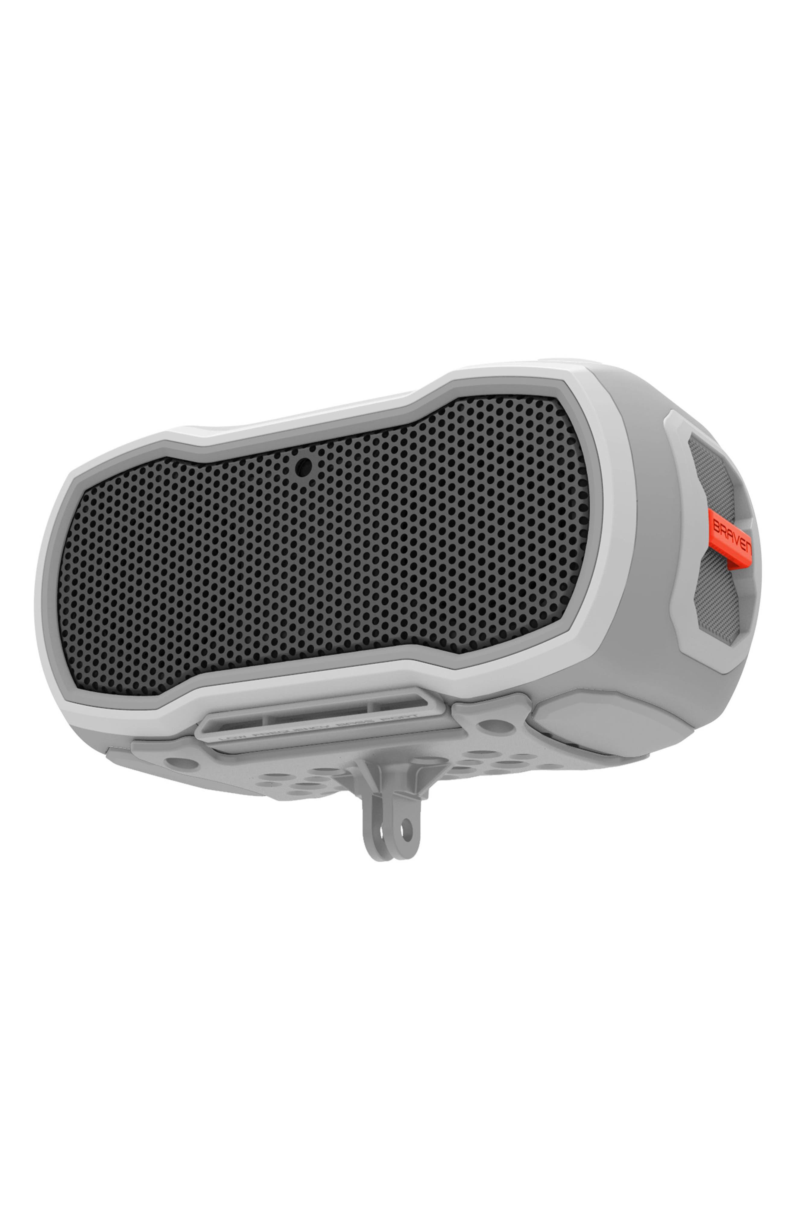 Ready Pro Bluetooth<sup>®</sup> Speaker,                             Alternate thumbnail 3, color,                             Grey/ Orange