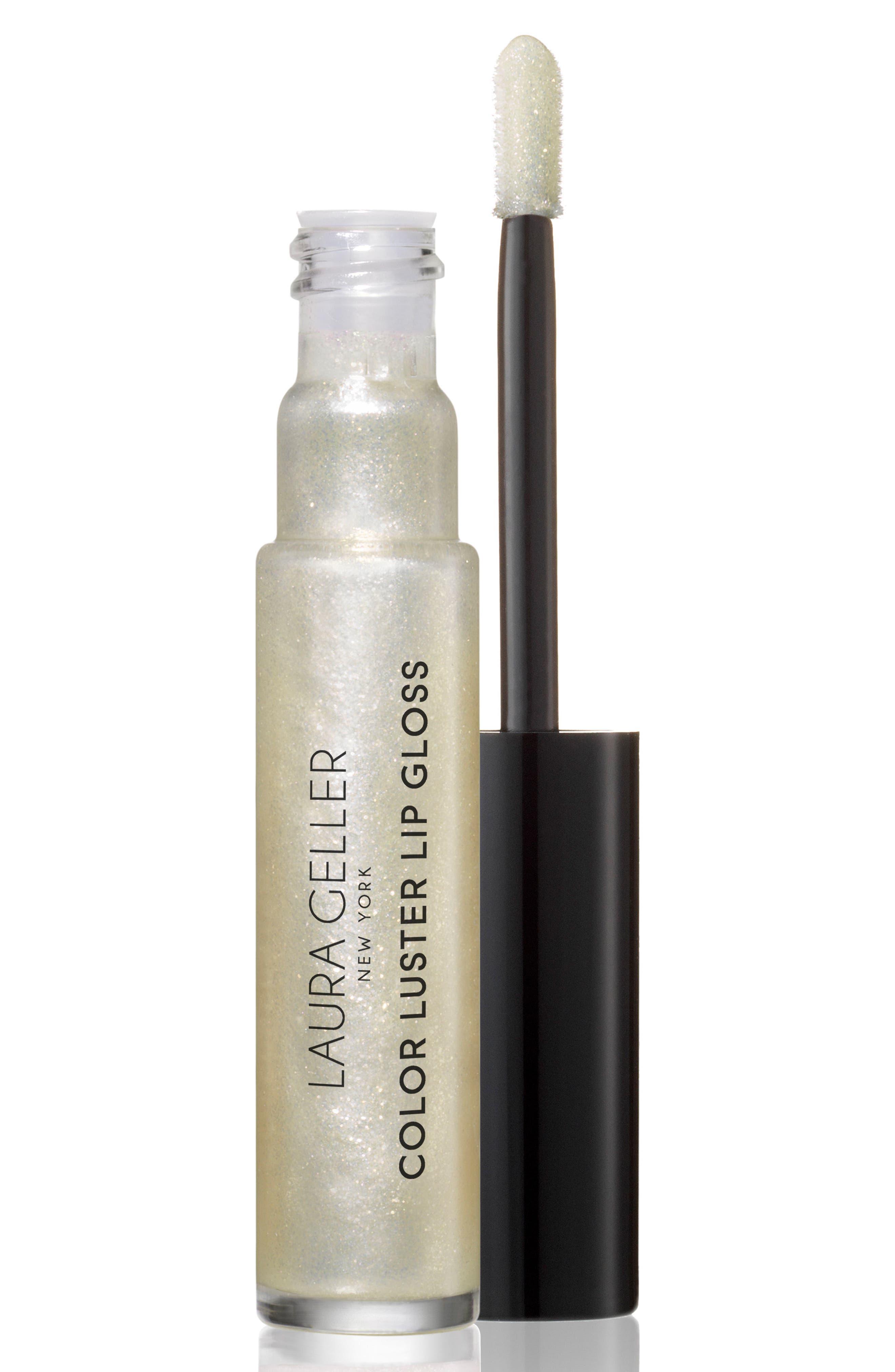 Laura Geller Beauty Color Luster Lip Gloss Hi-Def Top Coat