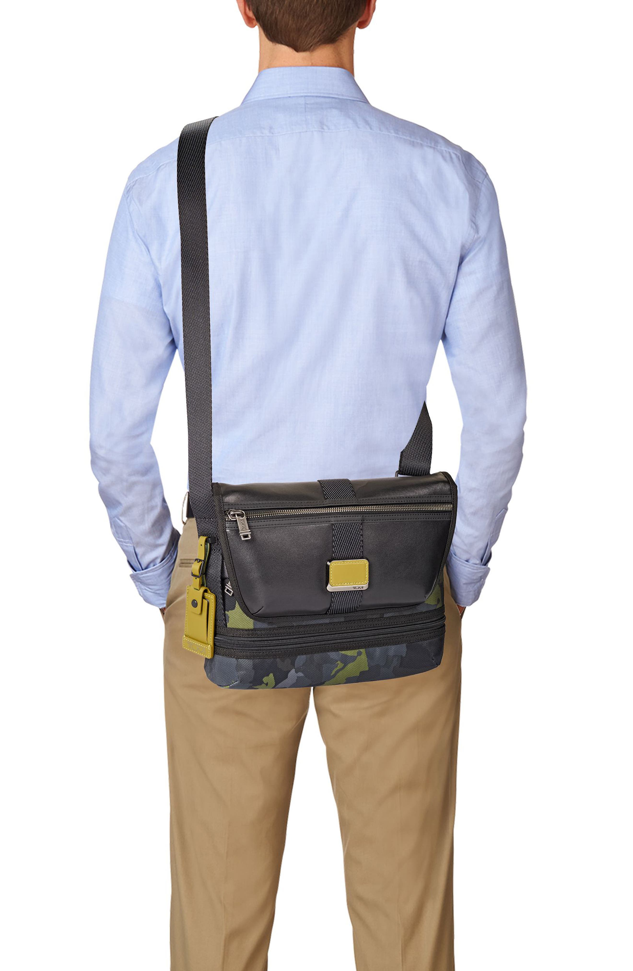 Alternate Image 2  - Tumi Alpha Bravo - Travis Crossbody Messenger Bag