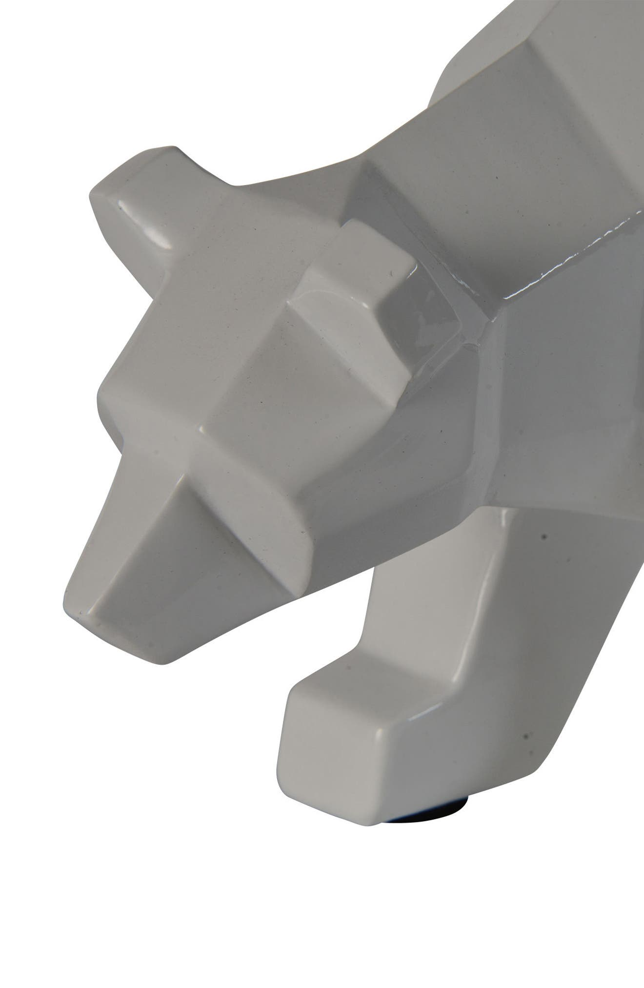 Ursus Statue,                             Alternate thumbnail 3, color,                             White