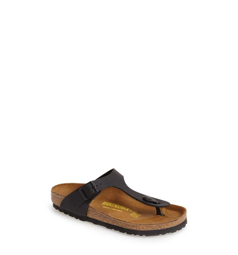 birkenstock 39 gizeh 39 birko flor thong sandal women. Black Bedroom Furniture Sets. Home Design Ideas