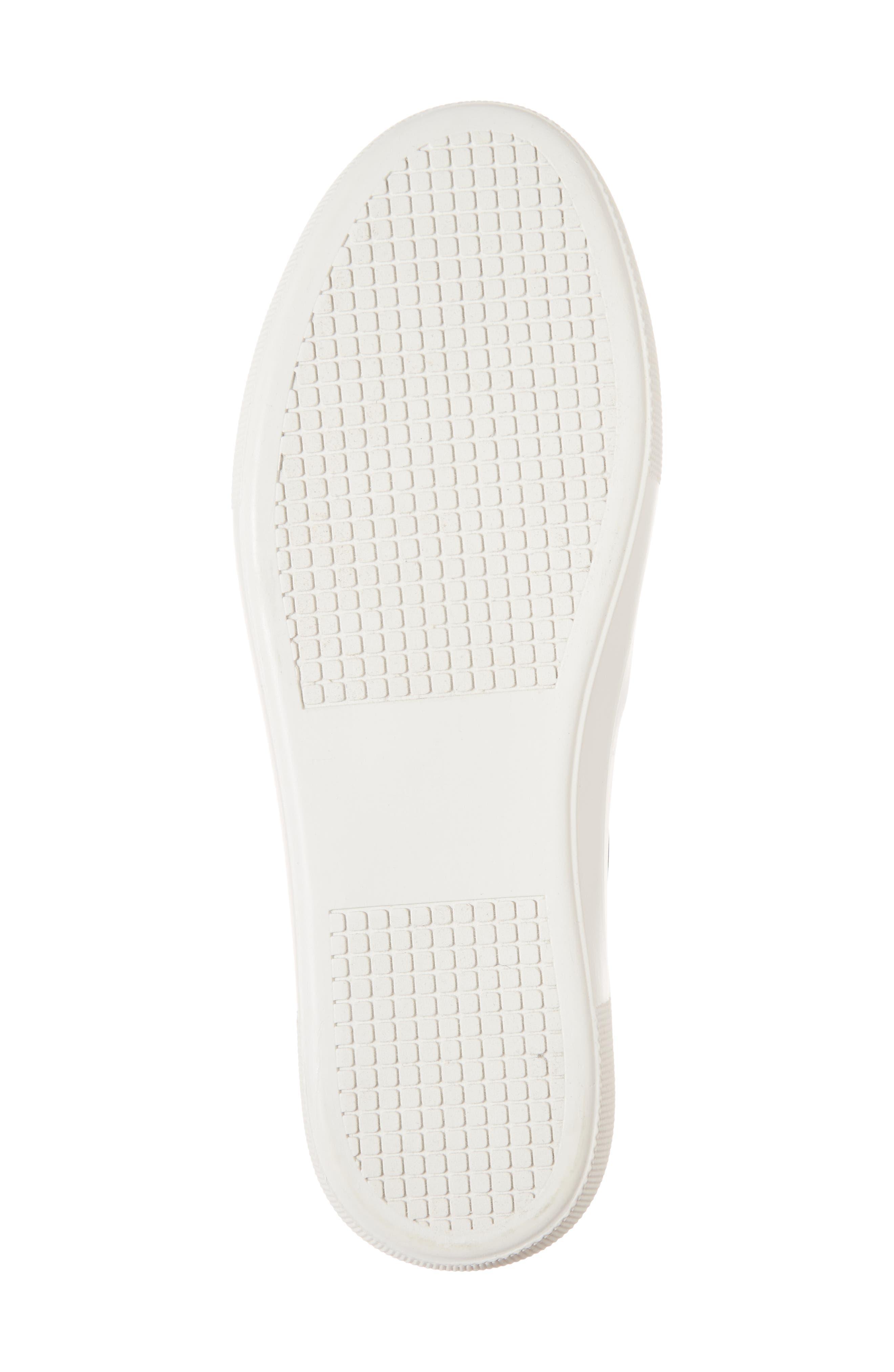 Alternate Image 6  - Steve Madden Gills Platform Slip-On Sneaker (Women)
